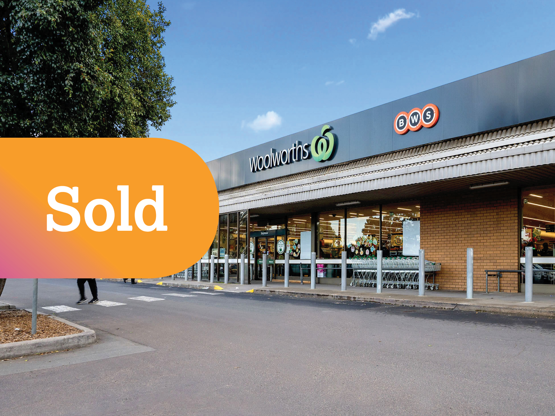Classic Woolworths Investment, Freestanding, Net Lease