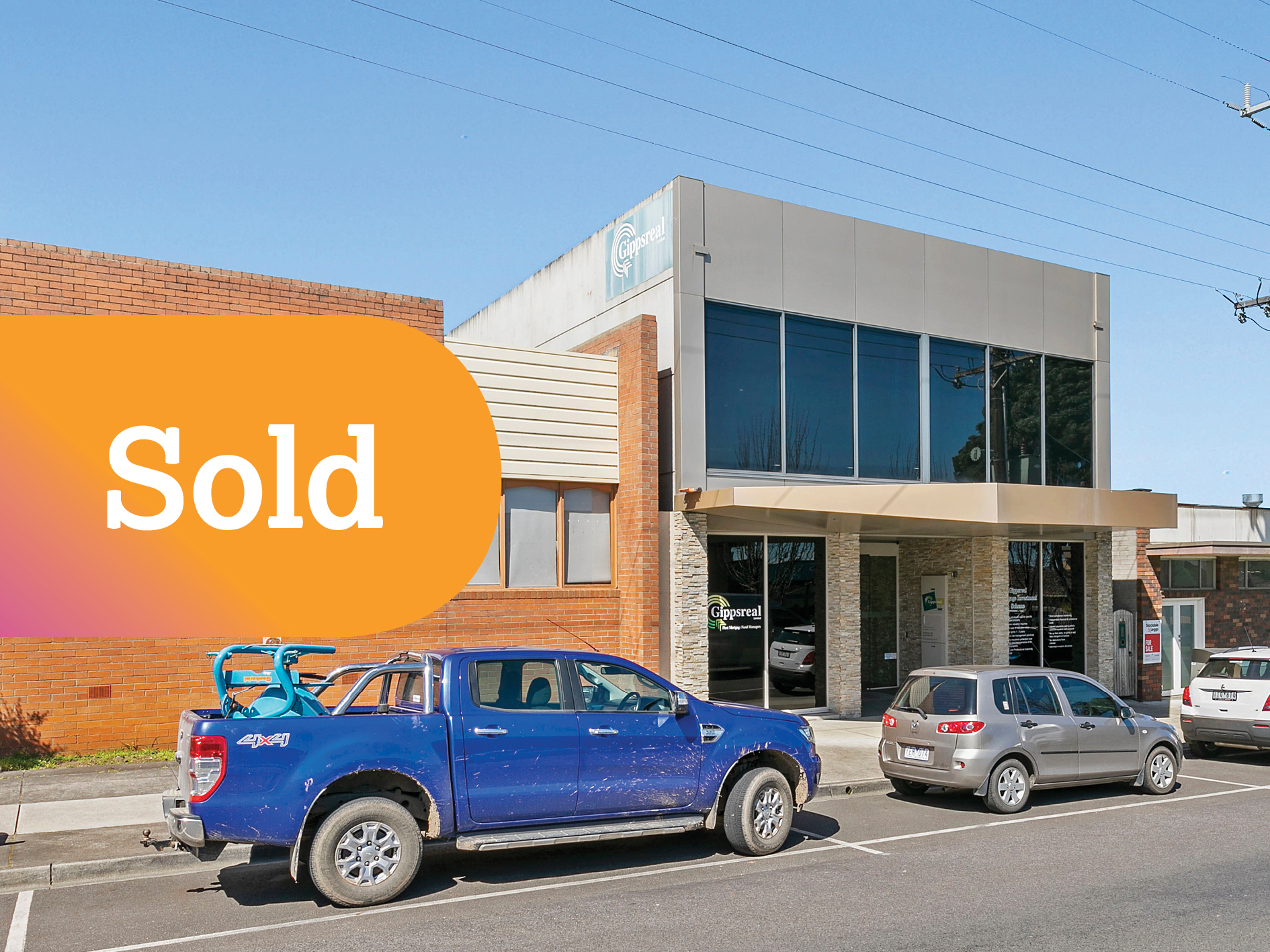 Secure 12 Year Lease – Immaculate Commercial Building