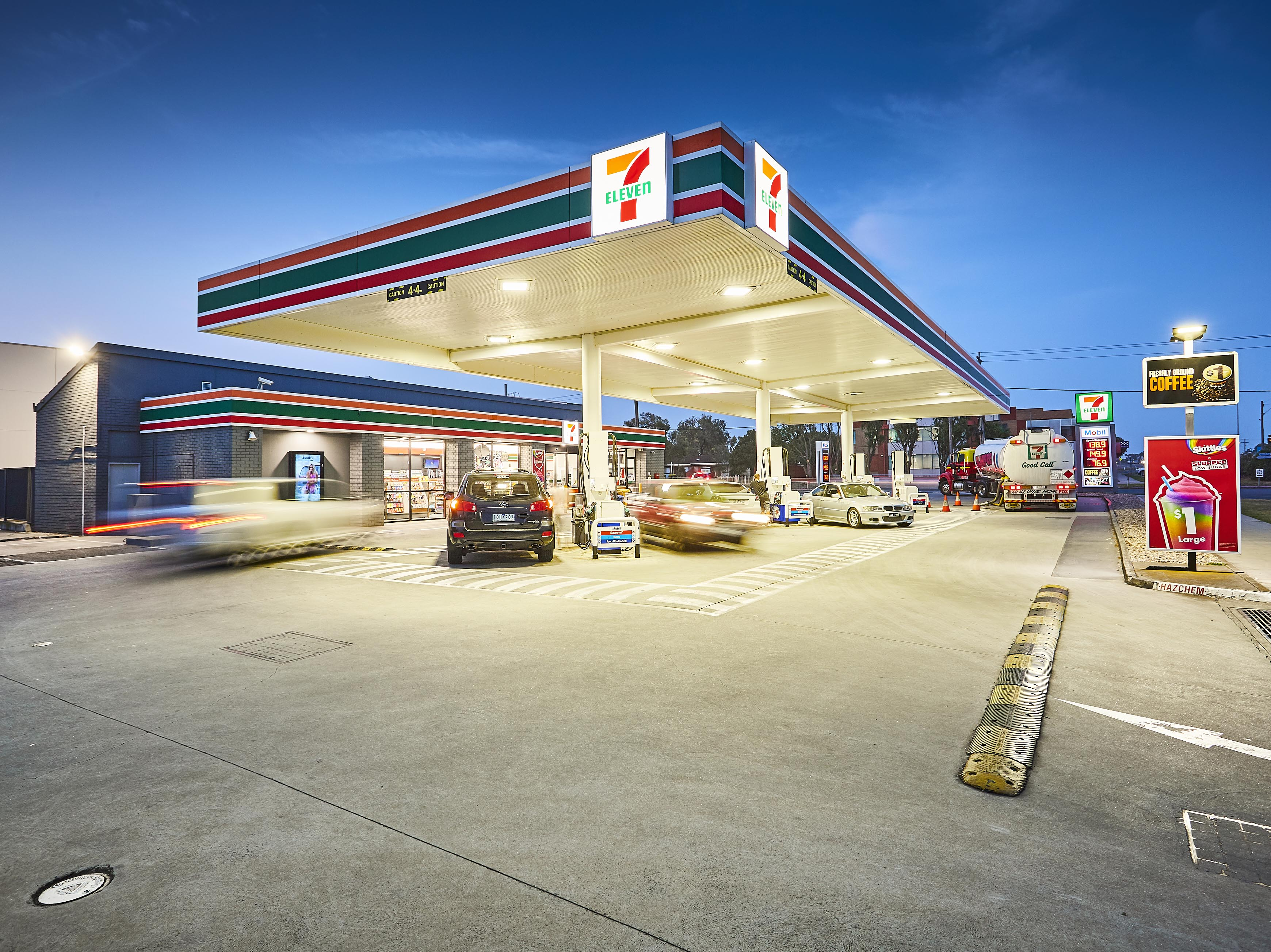 Unique Geelong 7-Eleven Freehold Investment