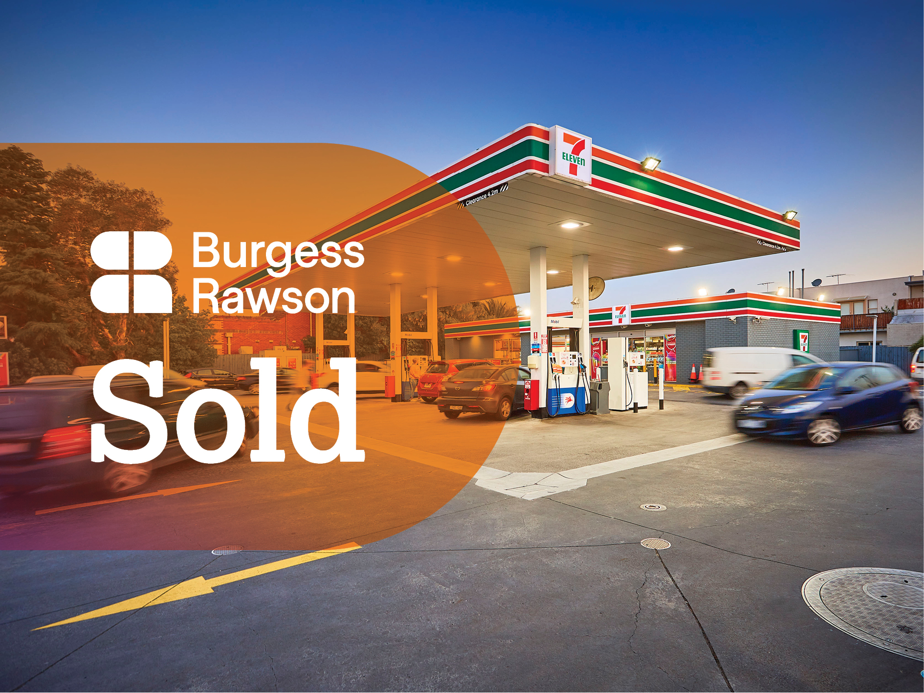 Bell Street Corner 7-Eleven Freehold Investment