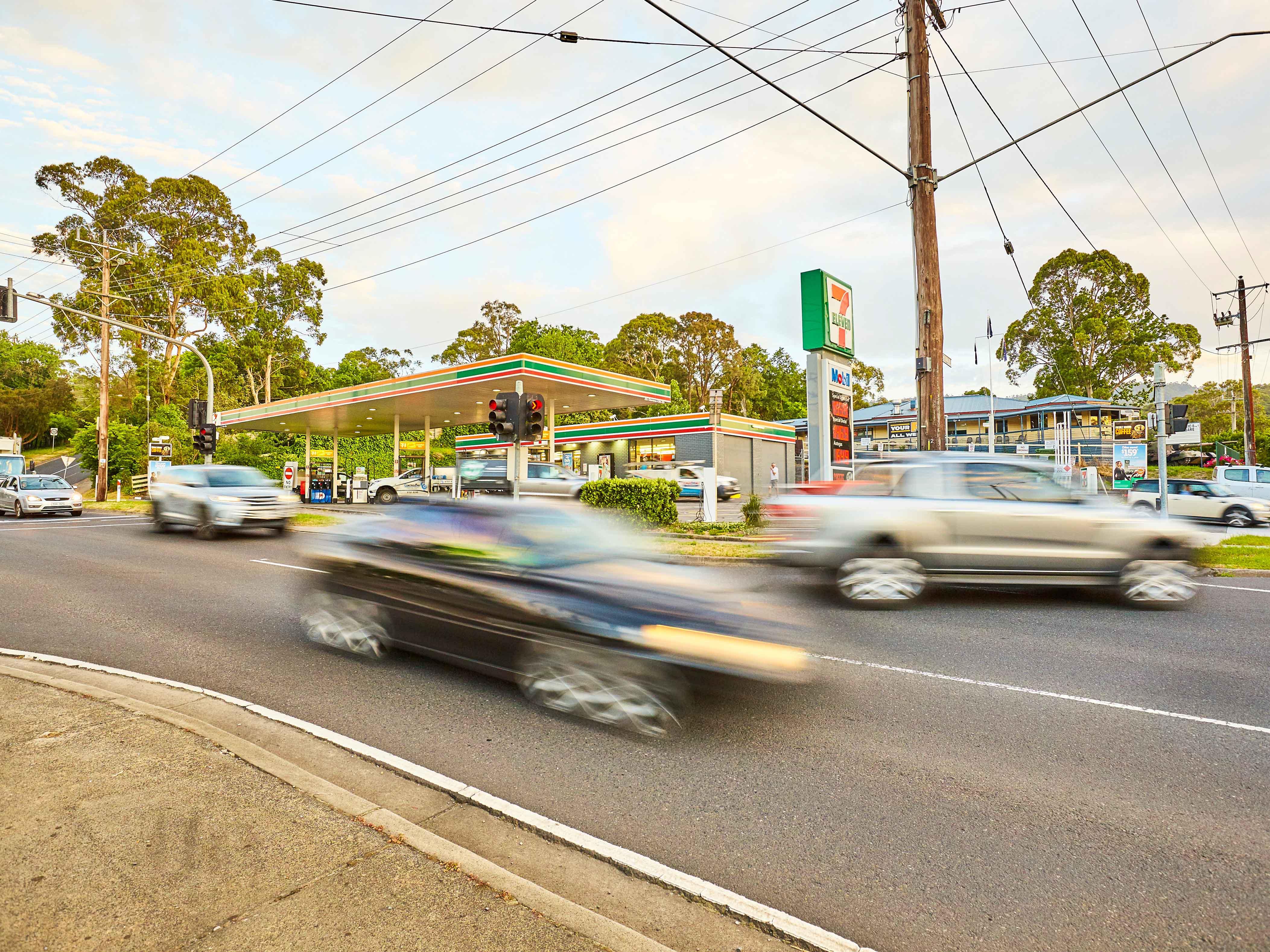 Burwood Highway 7-Eleven Freehold Investment