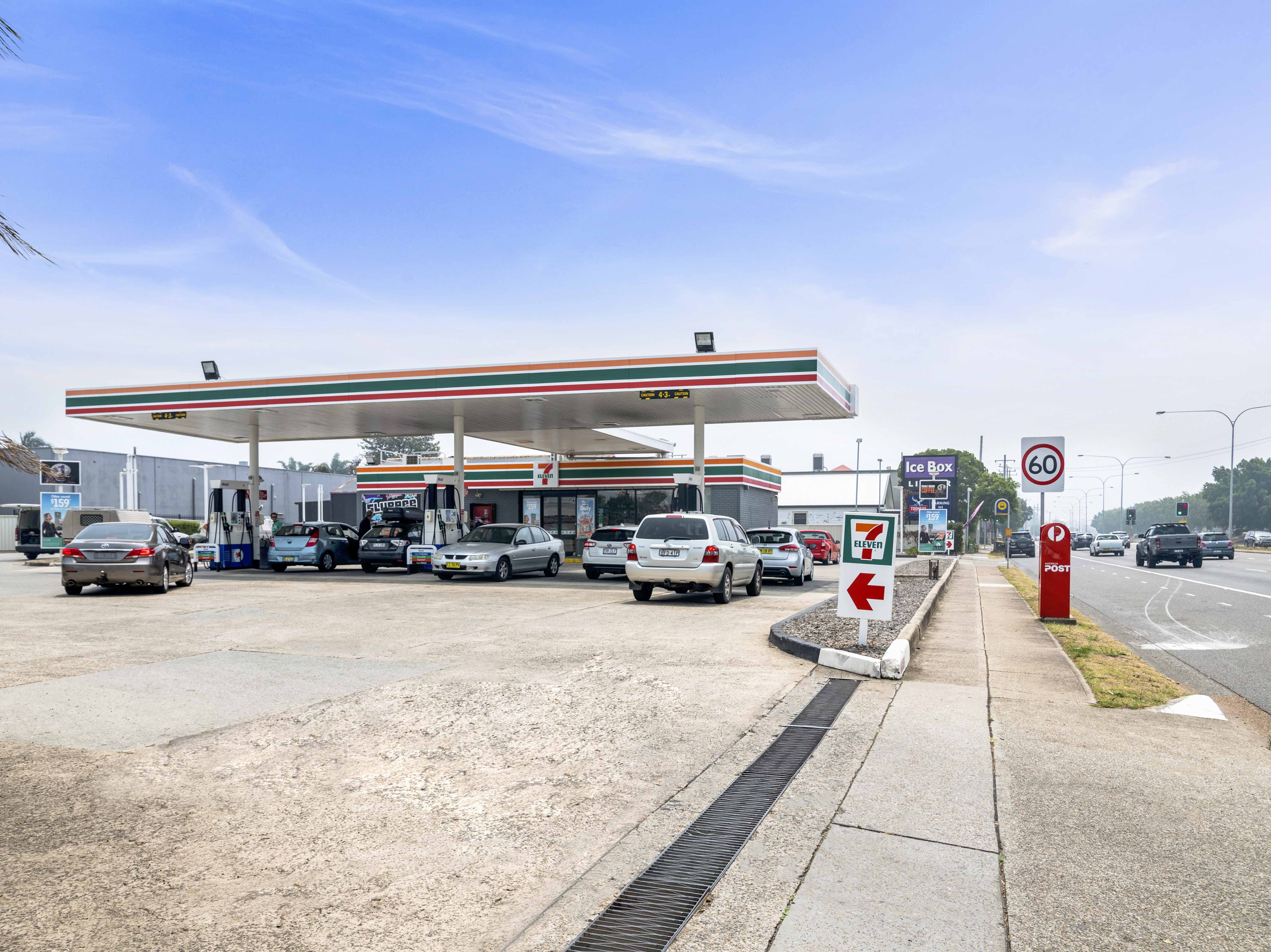 Inner-Newcastle 7-Eleven Freehold Investment