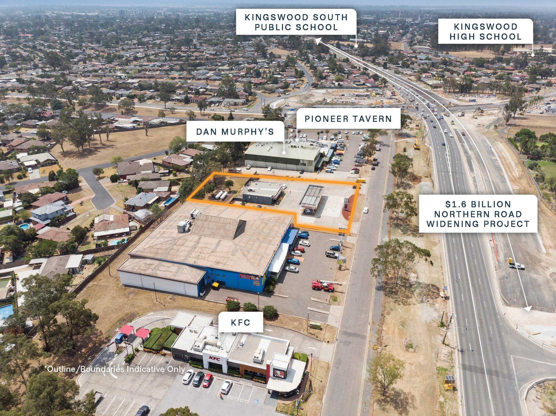 Thriving Western Sydney 7-Eleven Freehold Investment