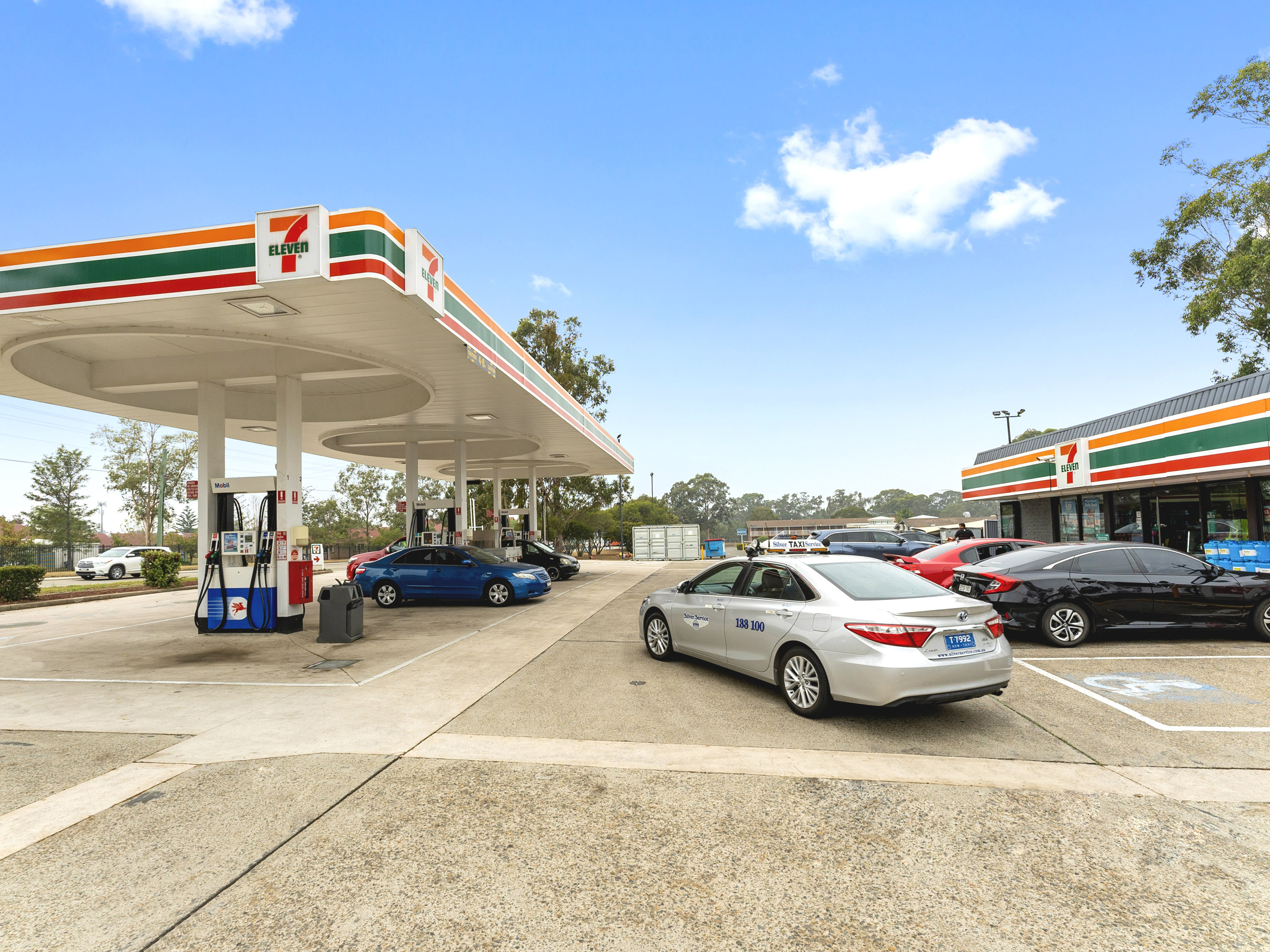 Strategic Corner 7-Eleven Freehold Investment
