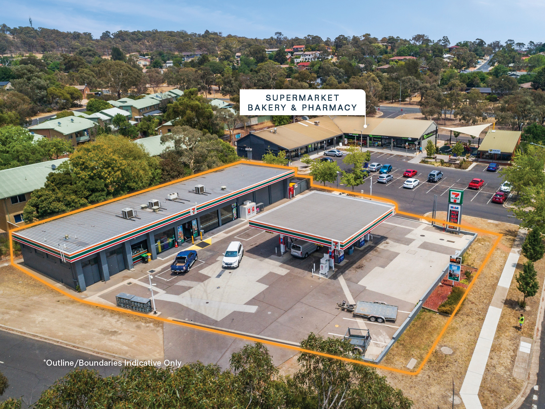 Immaculate Canberra 7-Eleven Freehold Investment