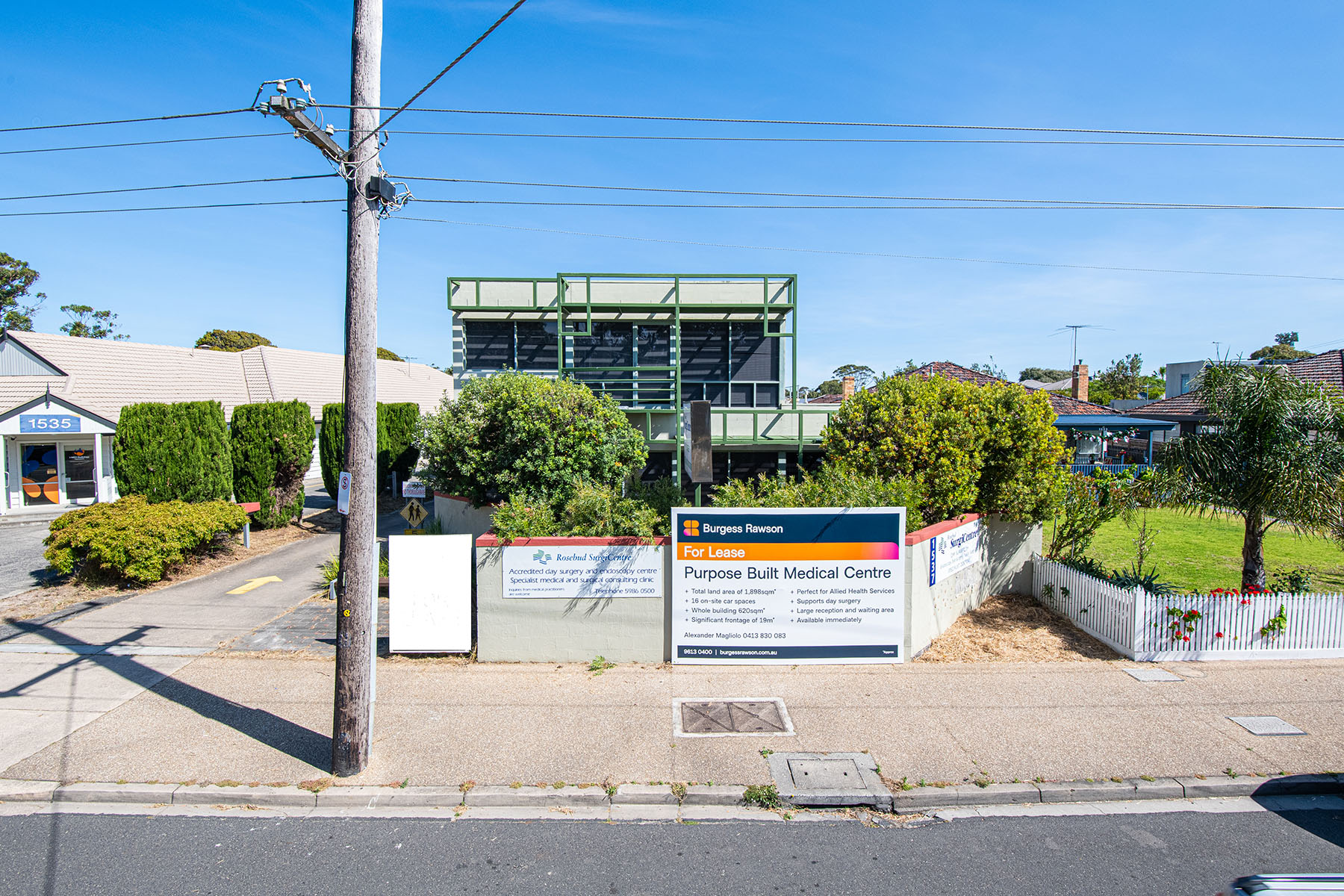Rare Opportunity to Join Mornington Peninsula's Medical Precinct