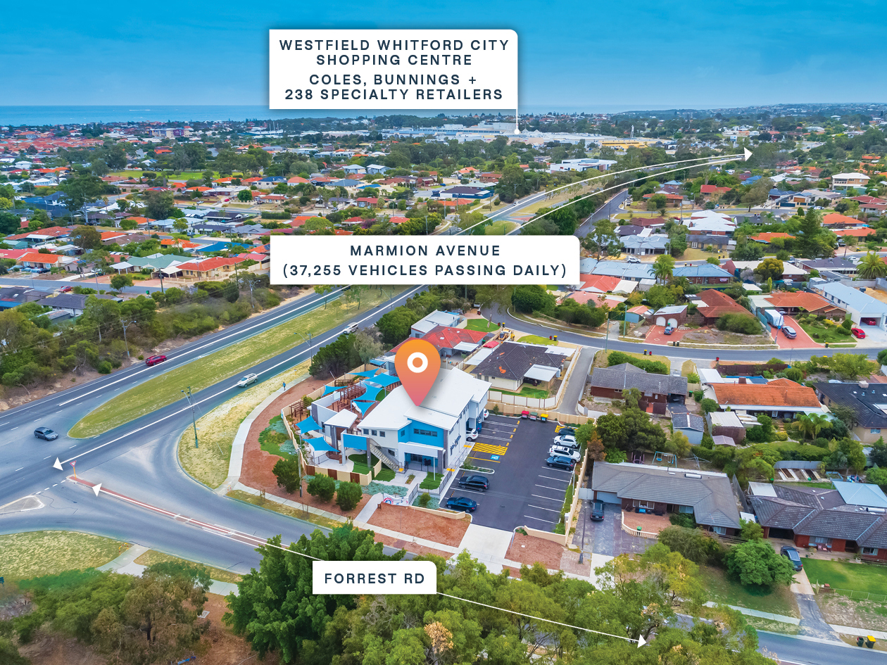 Blue Chip Childcare Investment Leased to ASX Listed Tenant