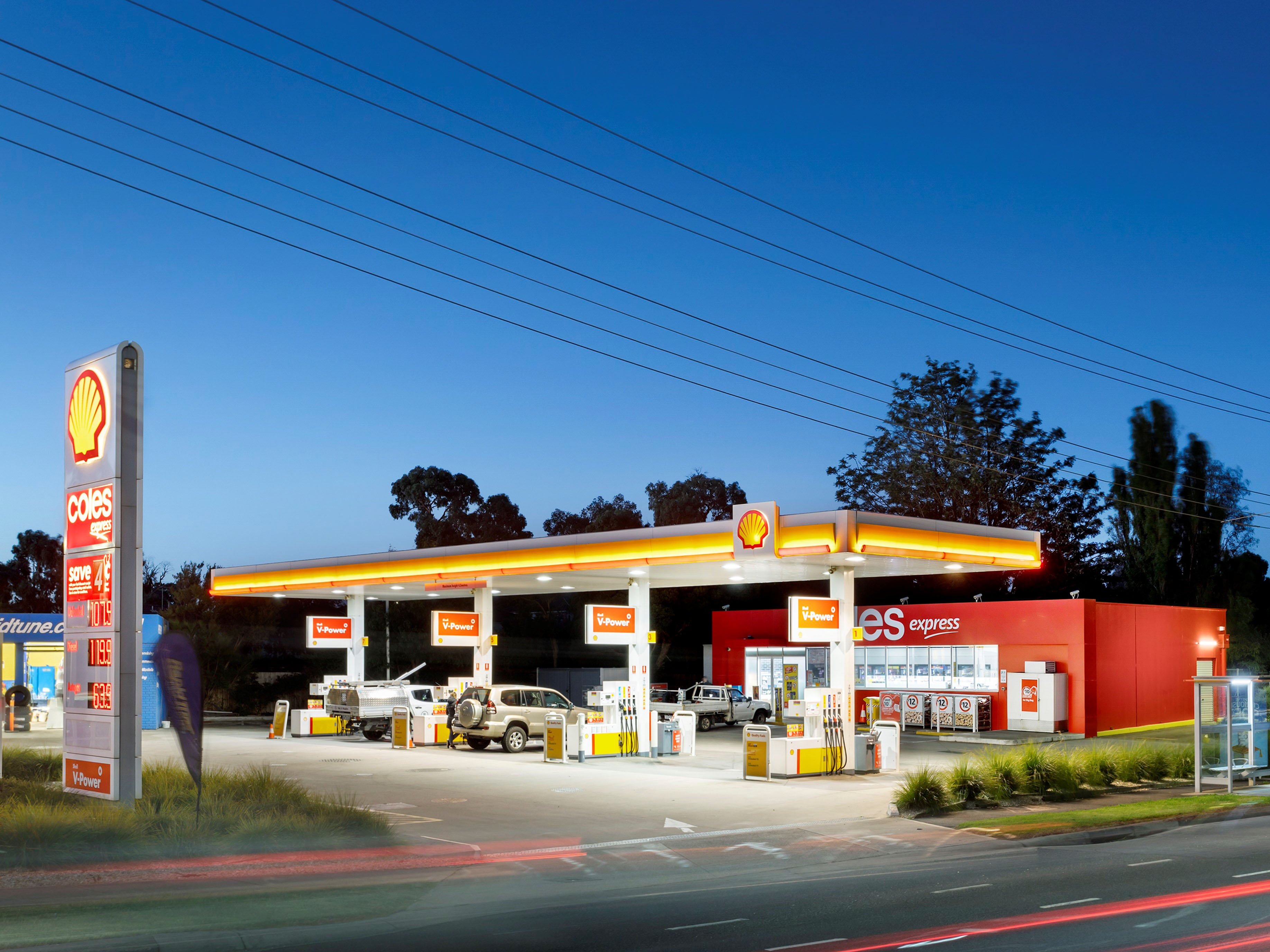Long-Term Lease Direct to Shell/Viva (ASX:VEA)