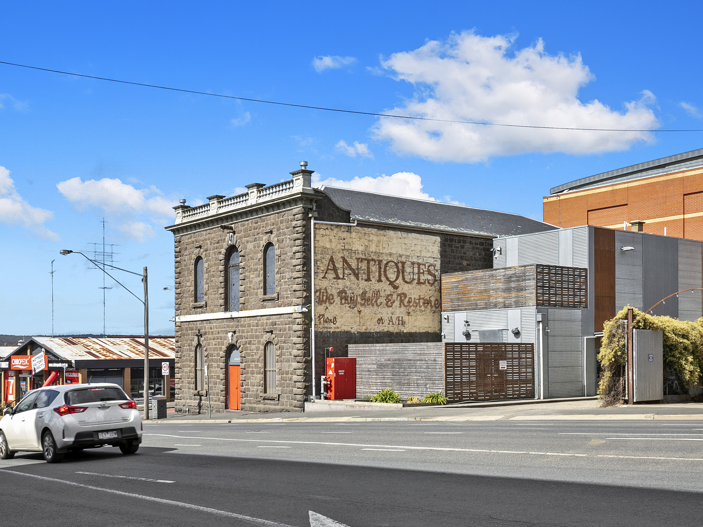'The Bluestone'  Established Ballarat CBD  Late Night Venue