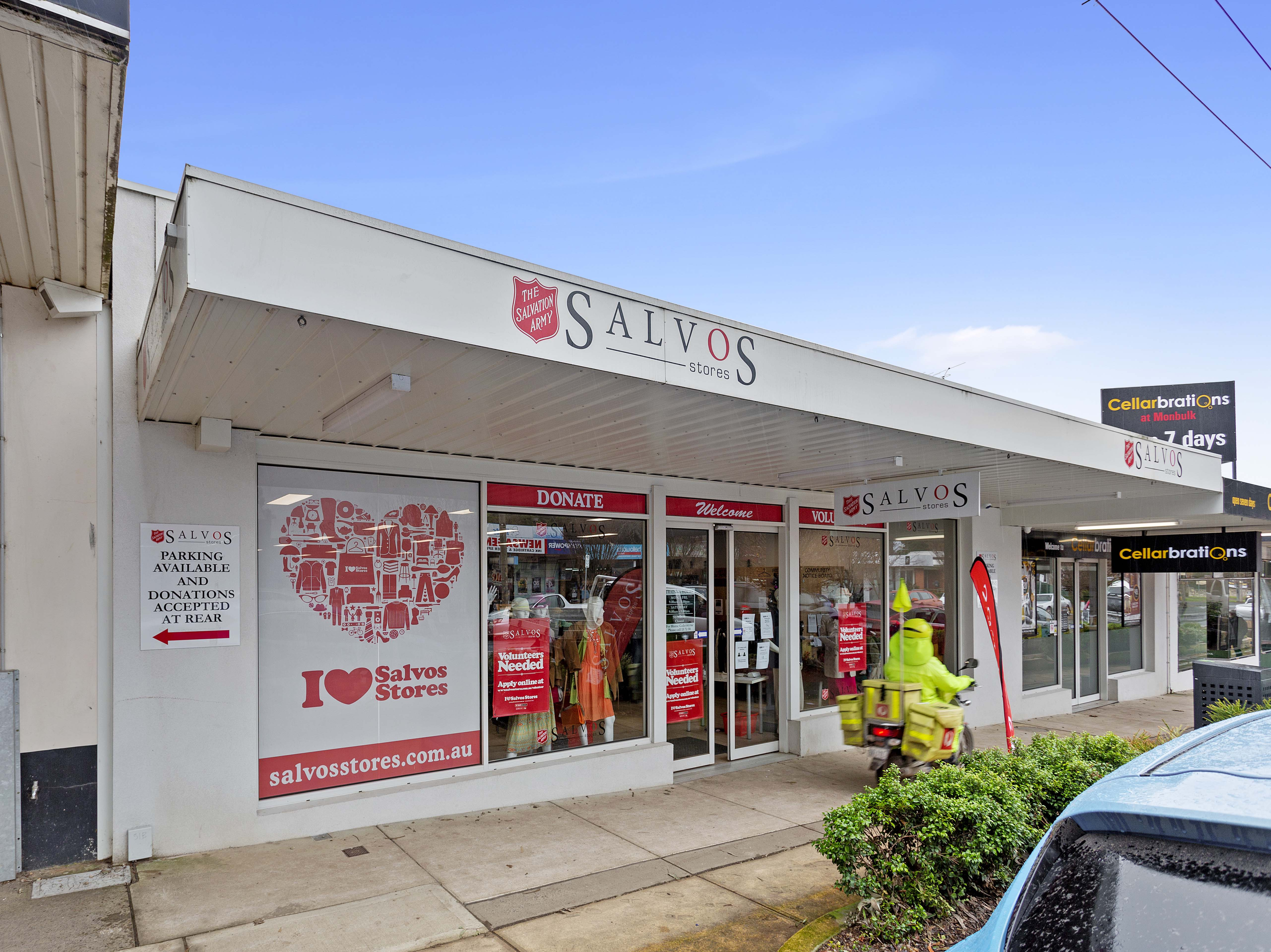 Securely Leased to Salvos Stores – Highly Sought After 'Essential Service' Investment