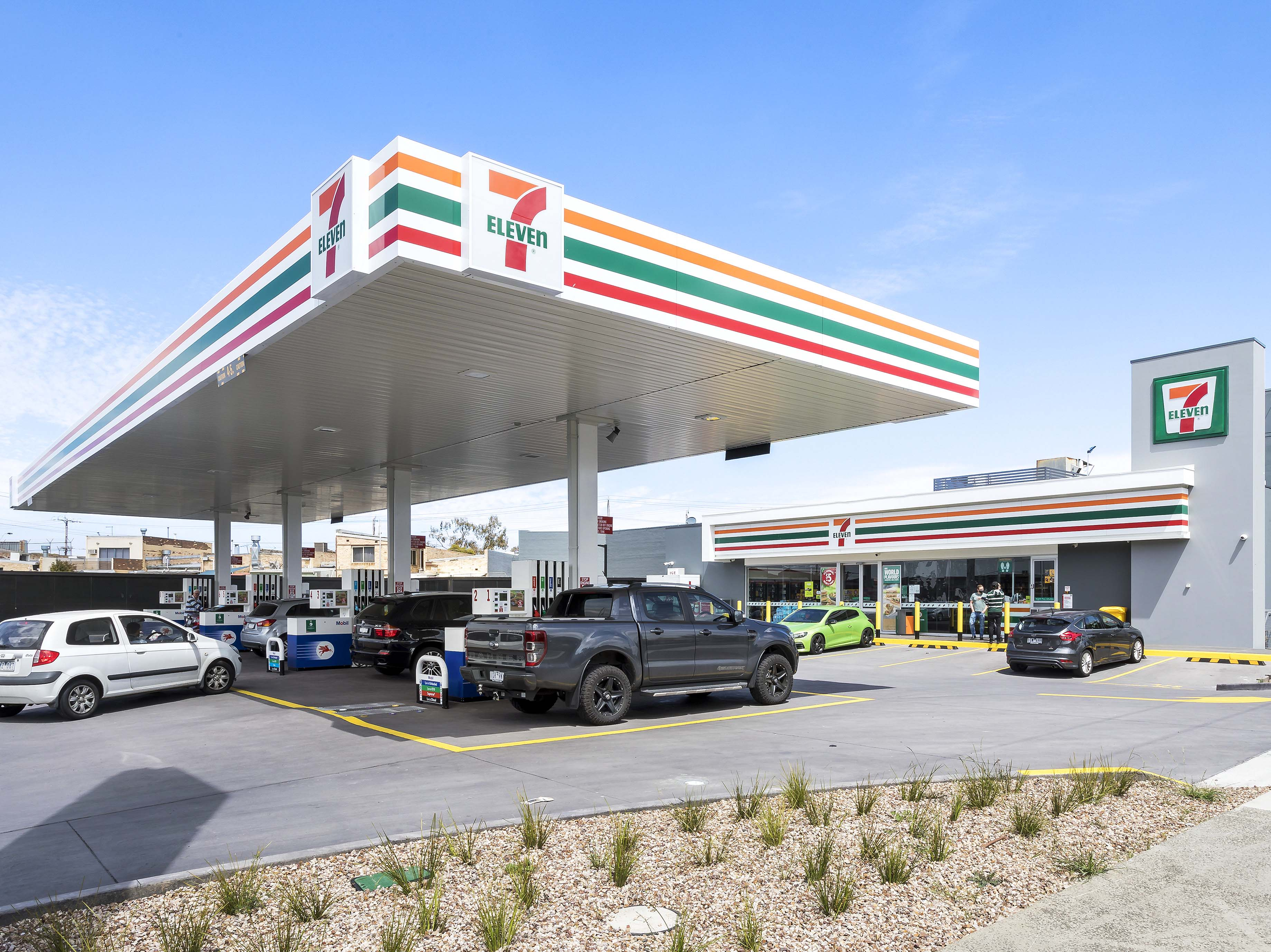 Brand New Metro Melbourne 7-Eleven Investment