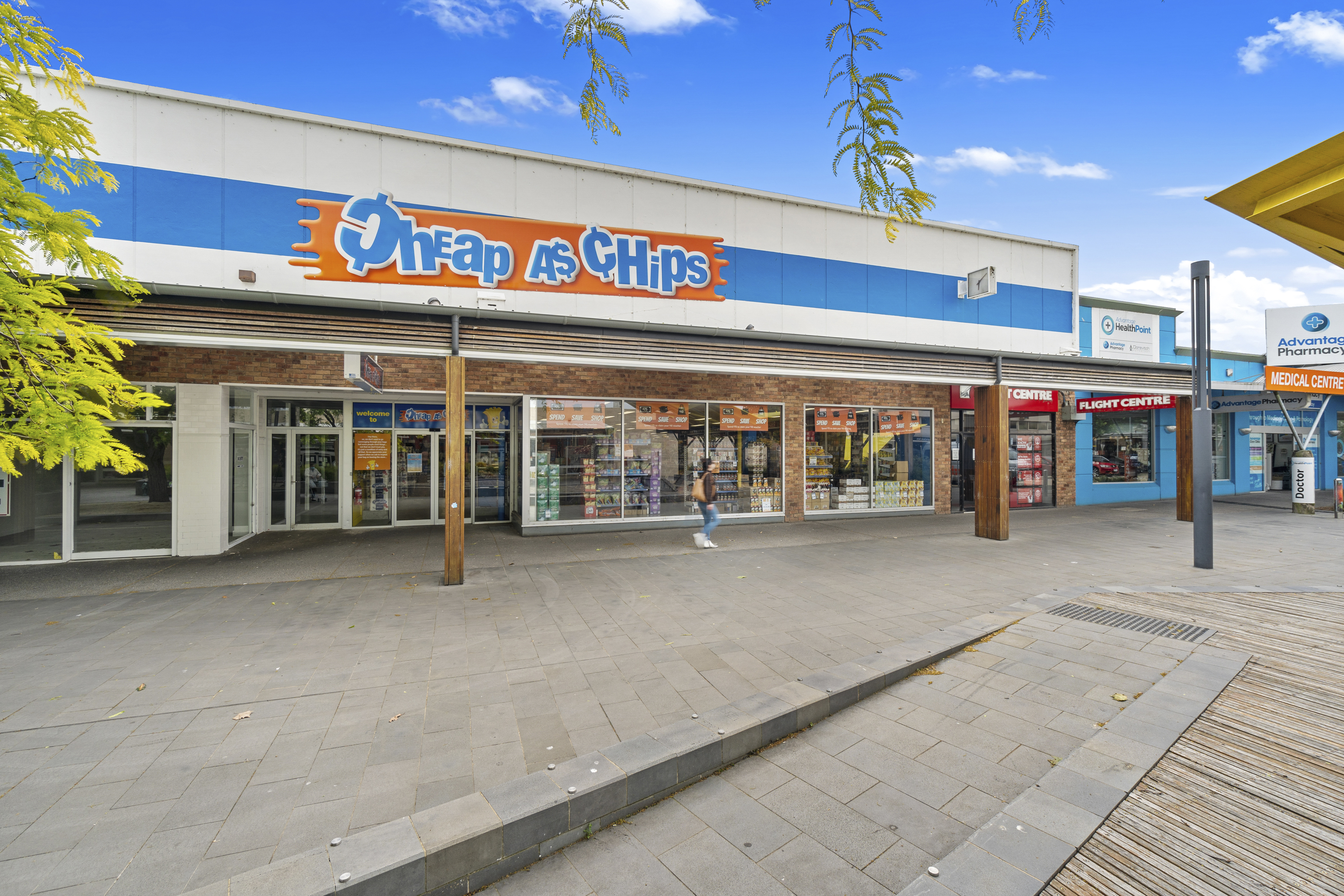 High Profile Freehold Investment – Securely Leased to Cheap as Chips