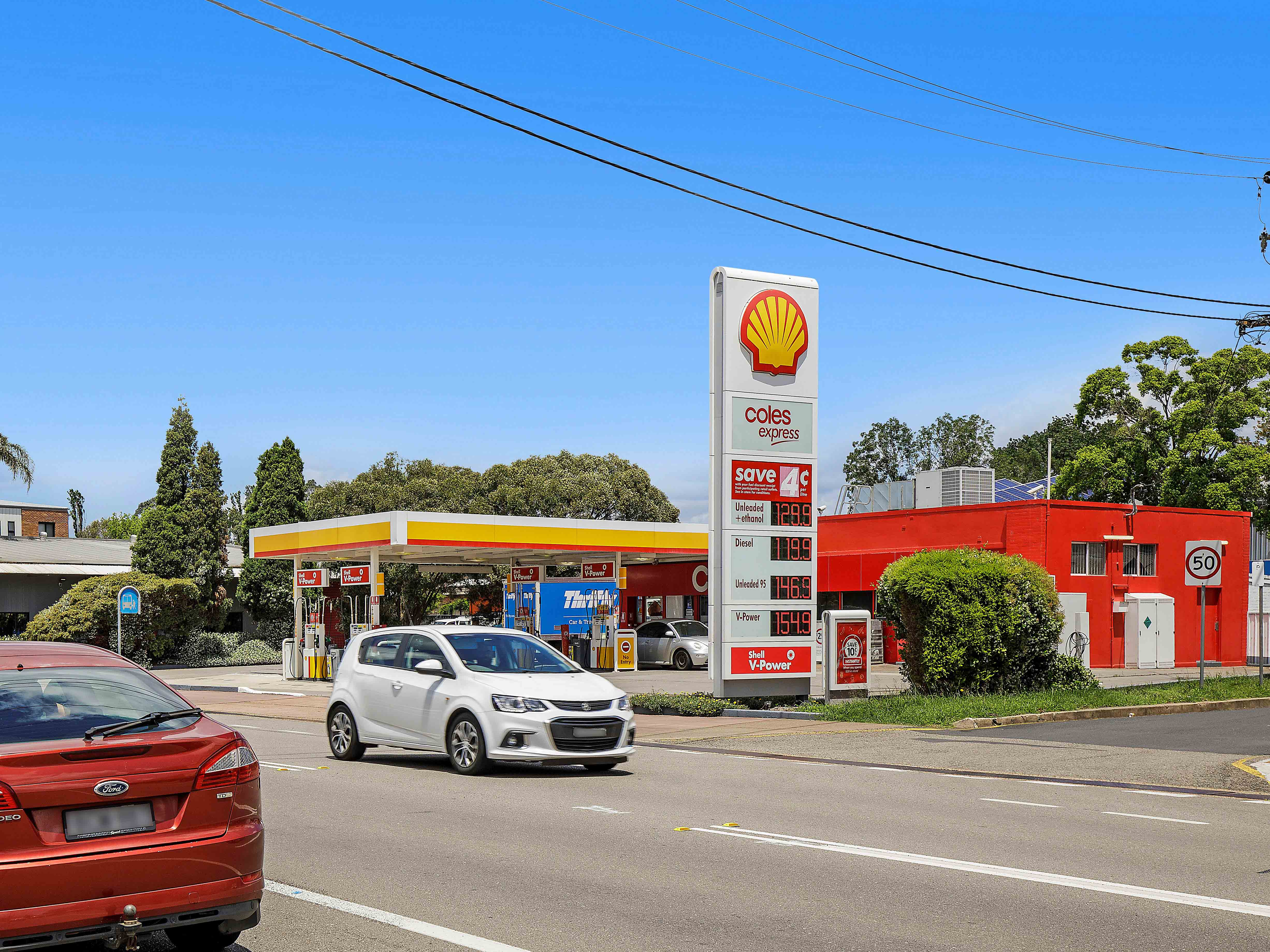 Triple Net Lease Direct to Viva Energy Australia