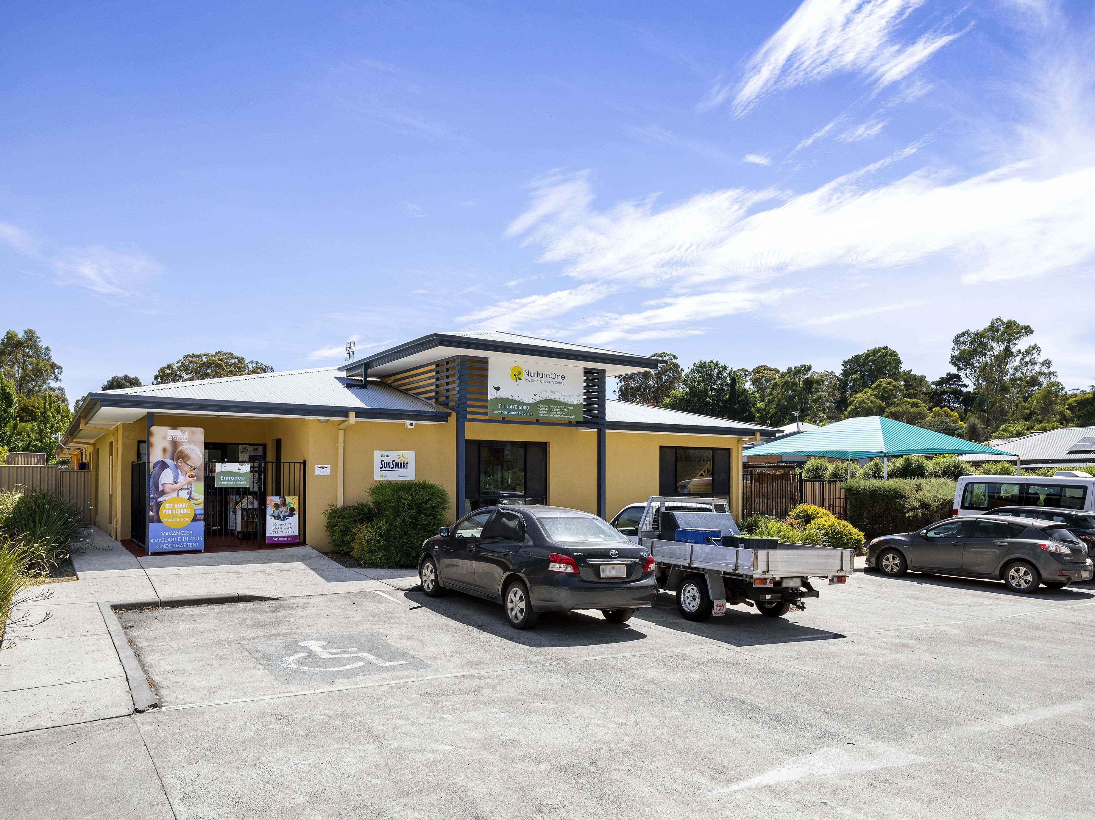 Entry Level Childcare Investment to ASX Listed Tenant