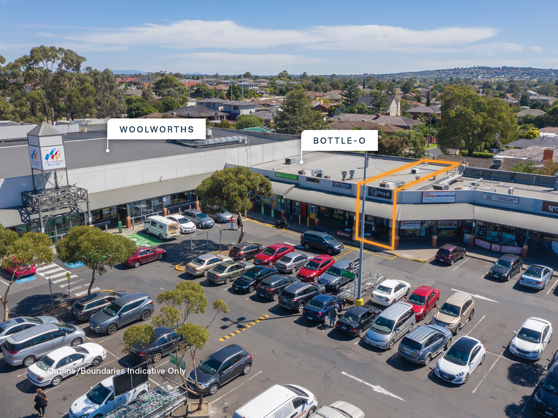 Positioned on Woolworths Doorstep – Secure Entry Level Investment