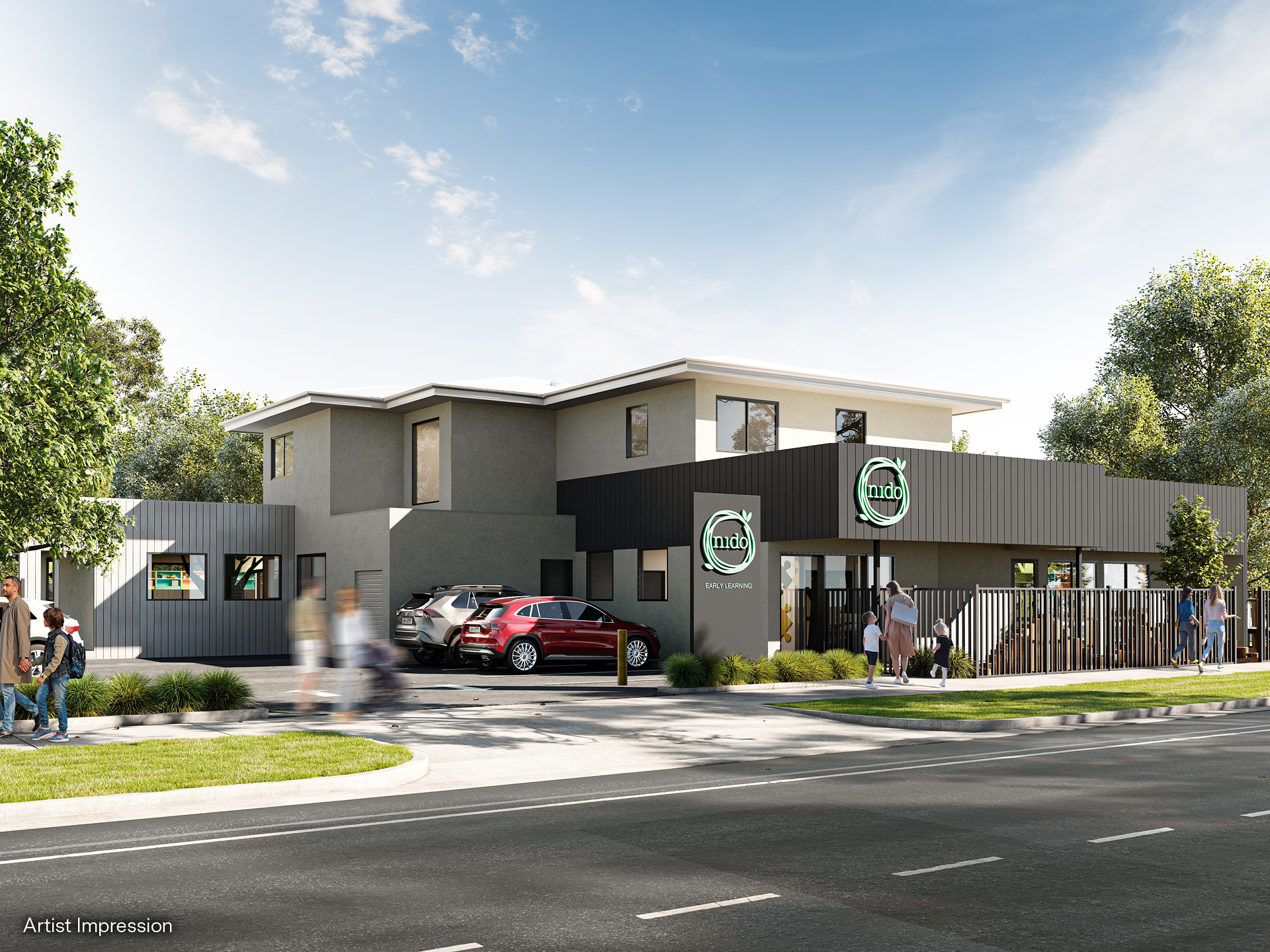 Ormond Childcare Investment – Part of the Early Education Portfolio