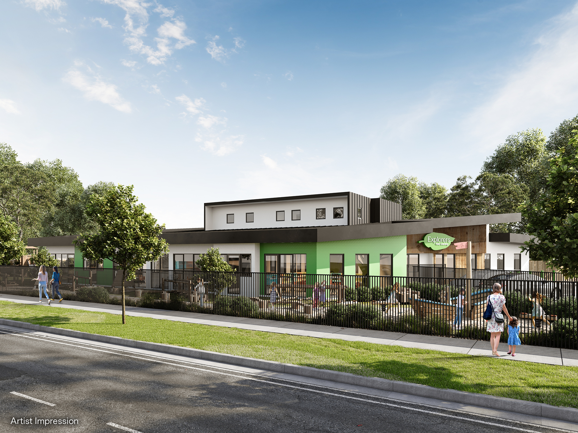 Frankston North Childcare Investment – Part of the Early Education Portfolio