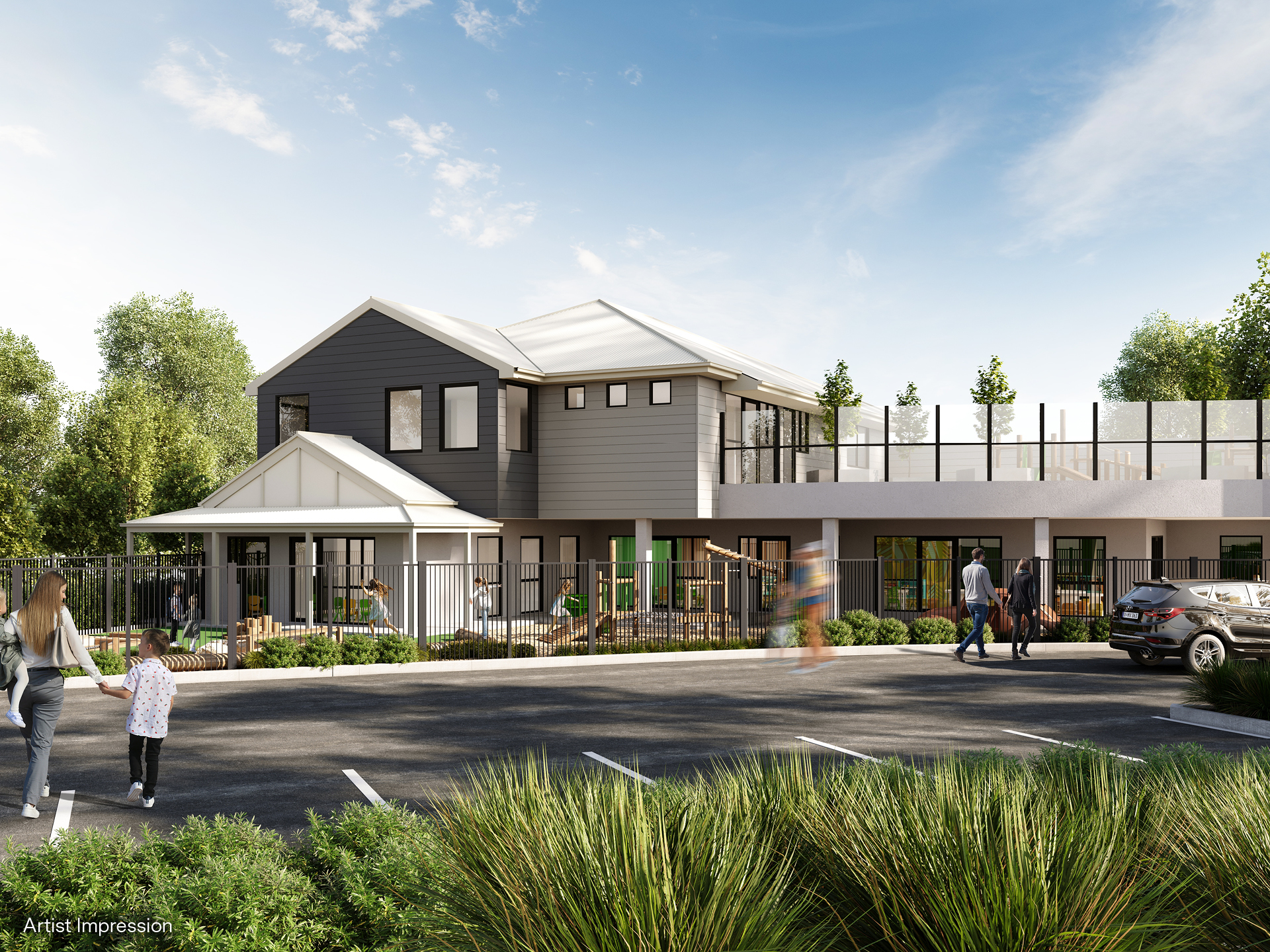 Avondale Heights Childcare Investment – Part of the Early Education Portfolio