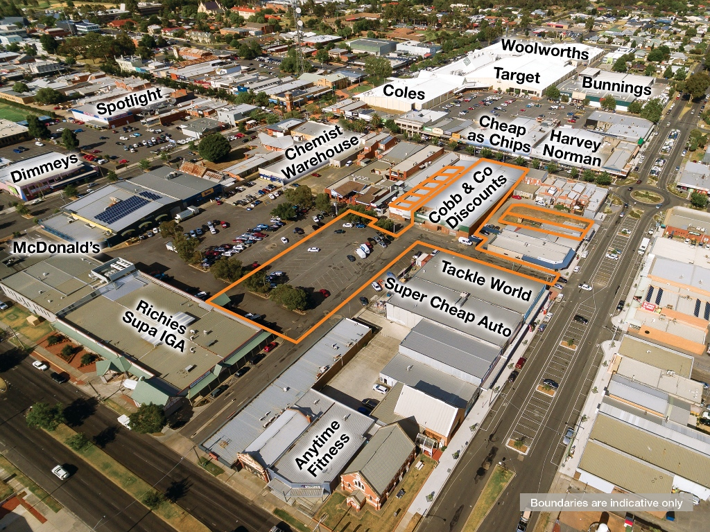 Premier CBD Development Opportunity In The Heart of Thriving Commercial Centre of Sale