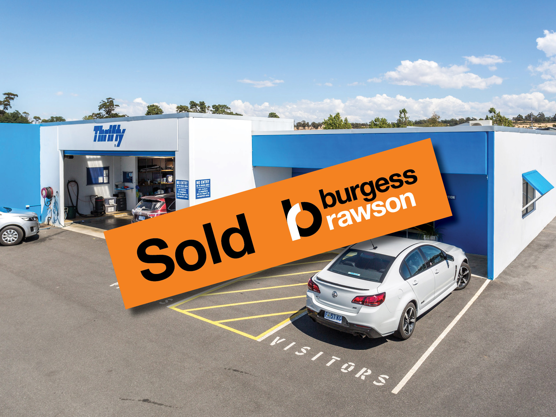 Secure Lease to Subsidiary of ASX Top 20 Company - Burgess