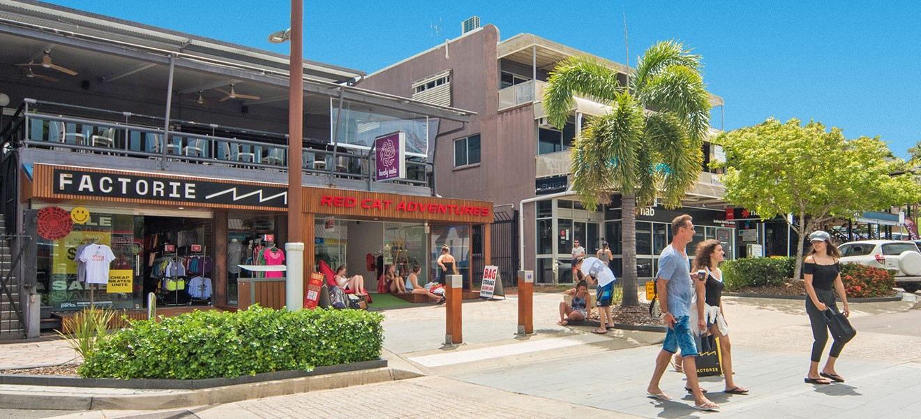 Blue Chip Retail Investment in World Renowned Tourist Mecca