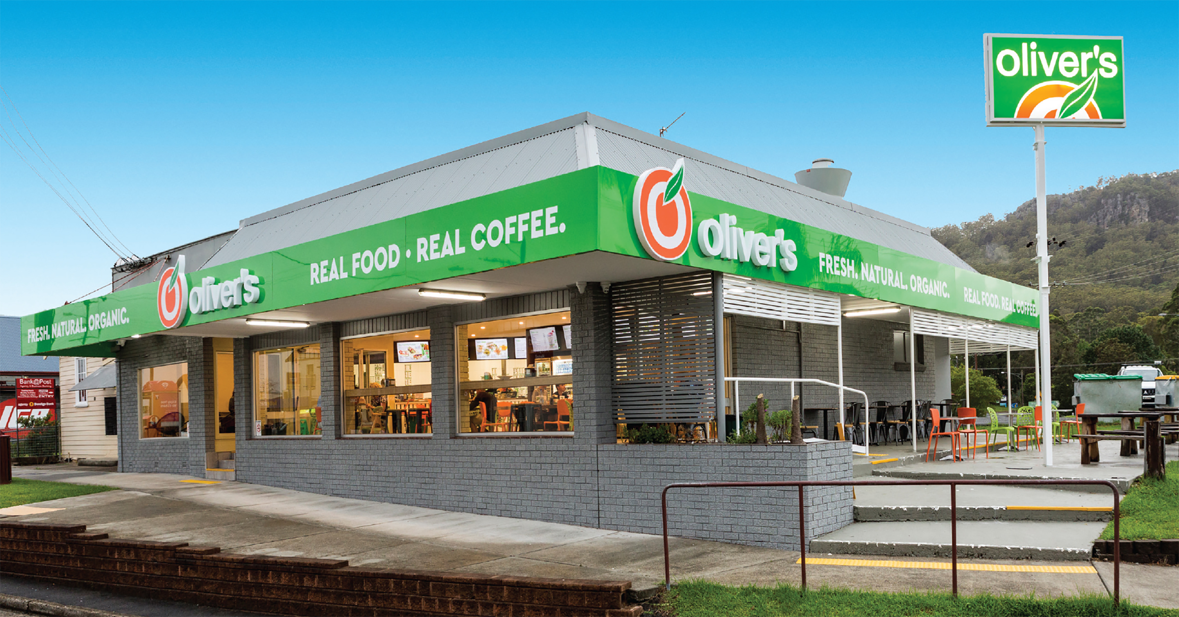 15 Year Lease ASX Listed Food Retailer High Performing Retail Outlet