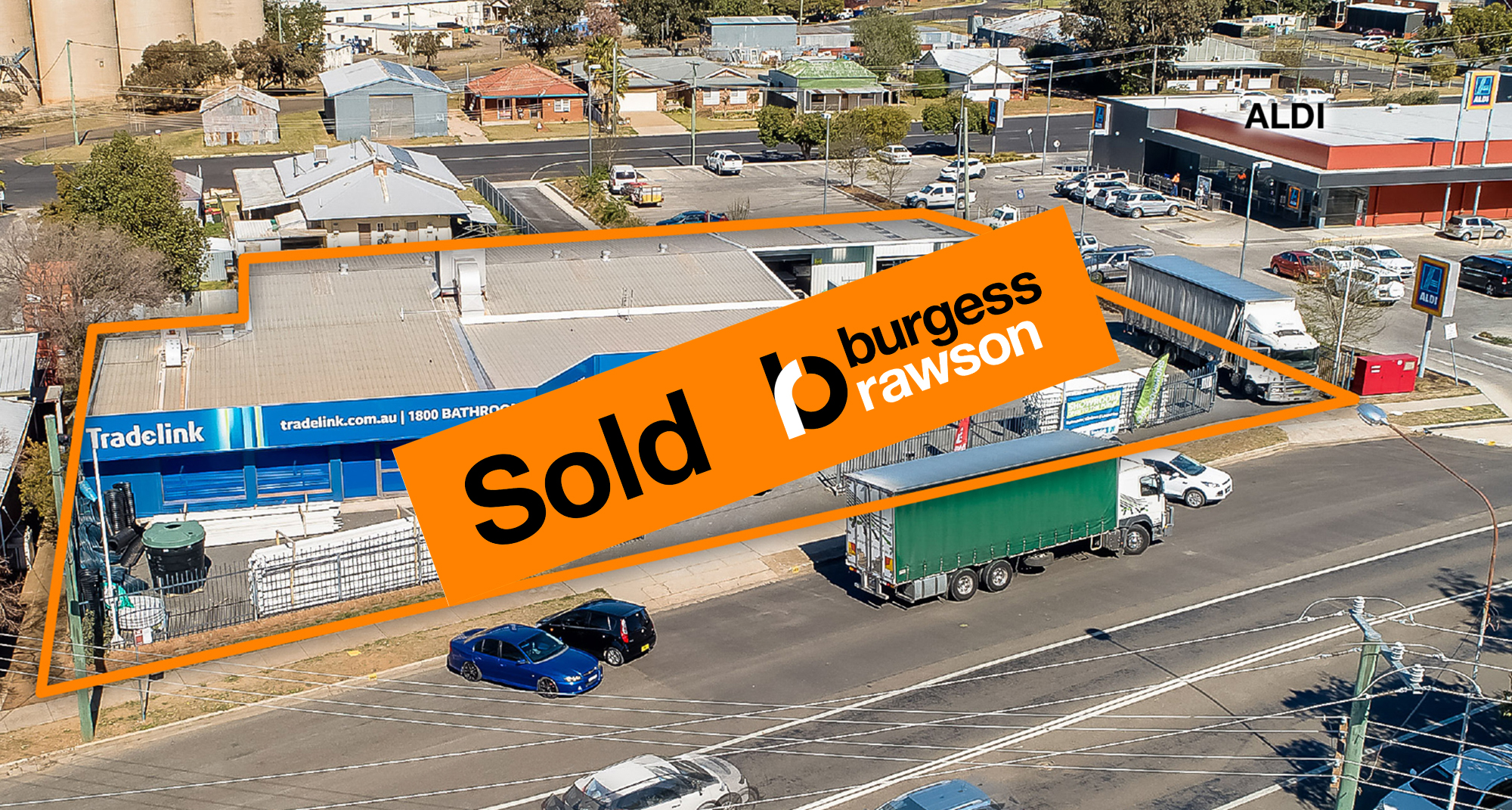 New 7 Year Lease To Tradelink Asx Listed Tenant Burgess Rawson