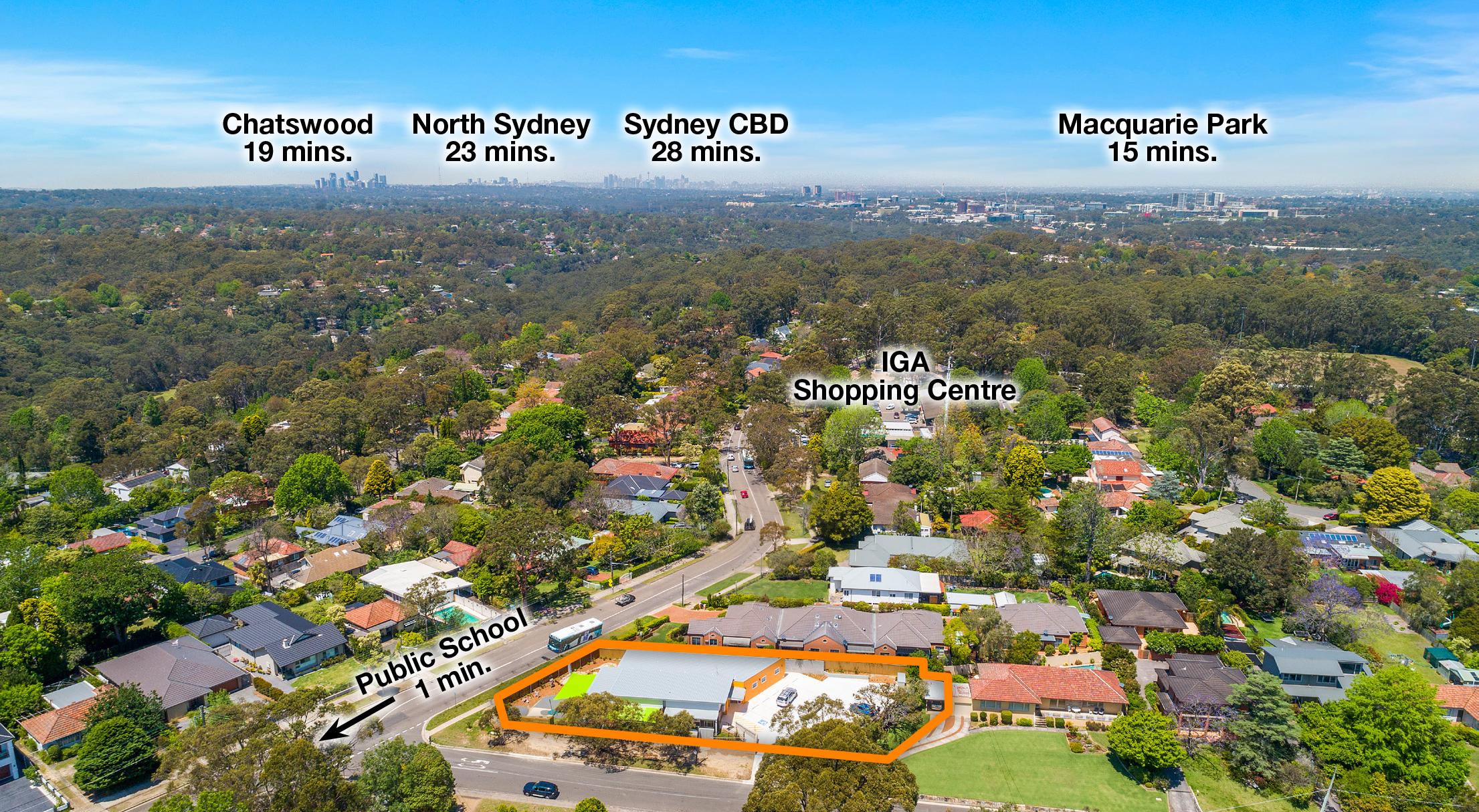 Brand New Childcare Centre – Blue Ribbon Sydney Address, Vacant Possession