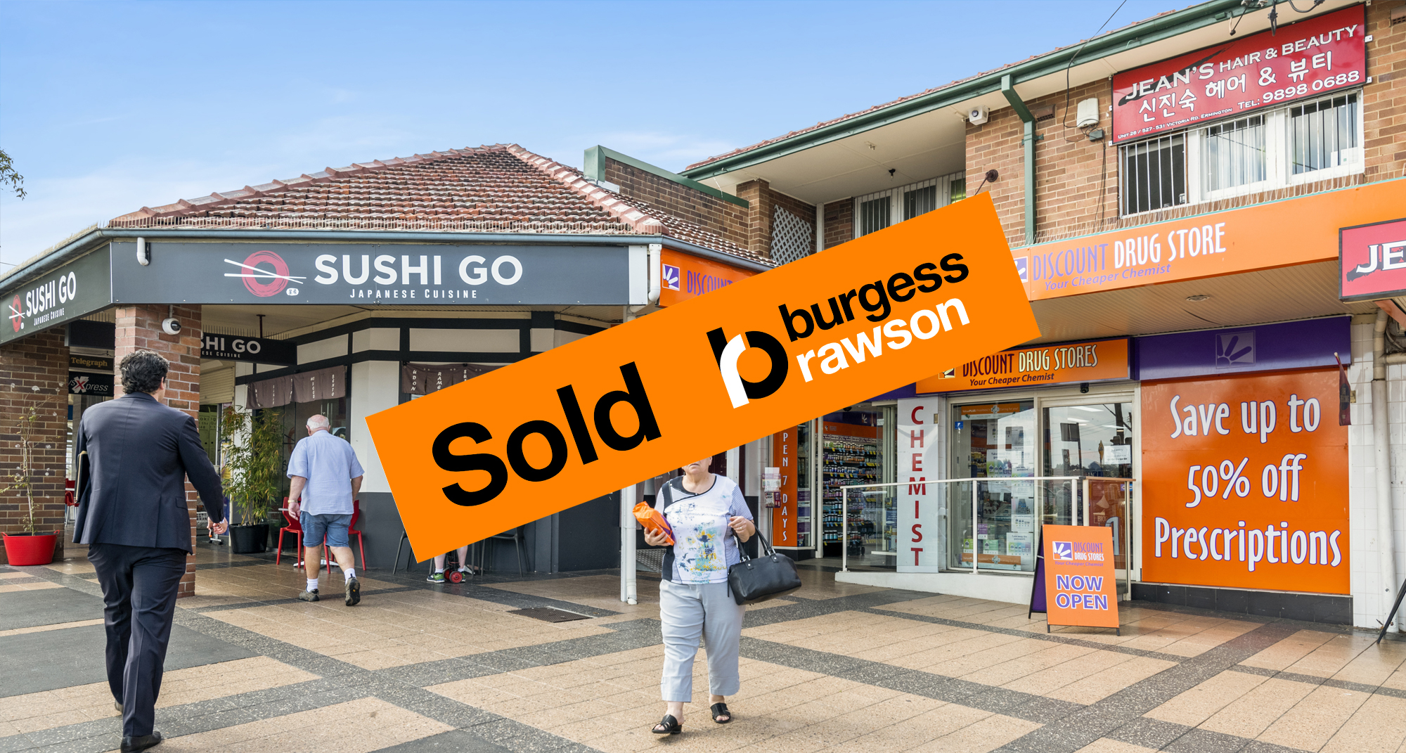 Two Thriving Retail Investments – To Be Sold Separately