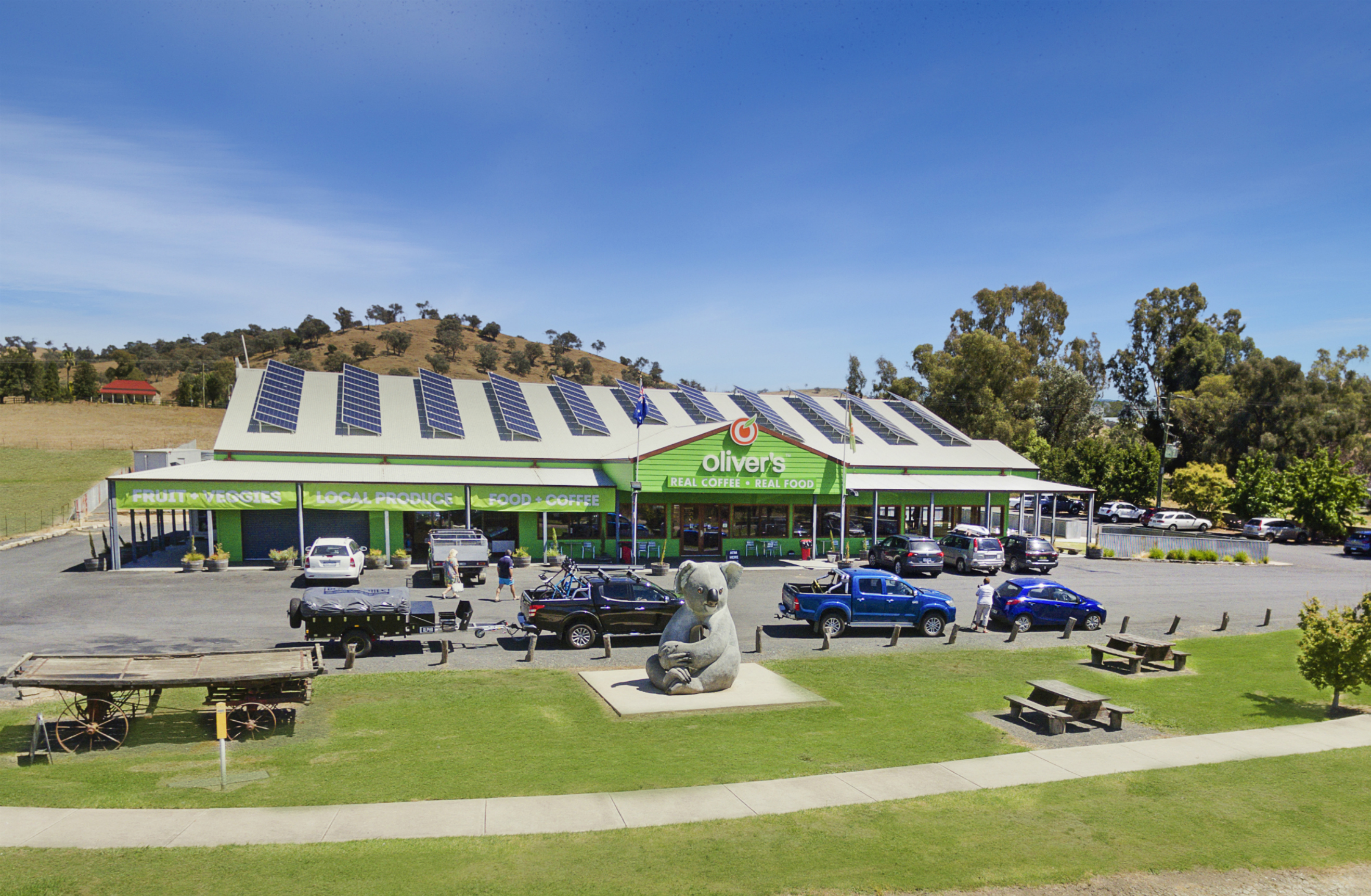 Long Lease to ASX Listed Company – Hume Highway Site