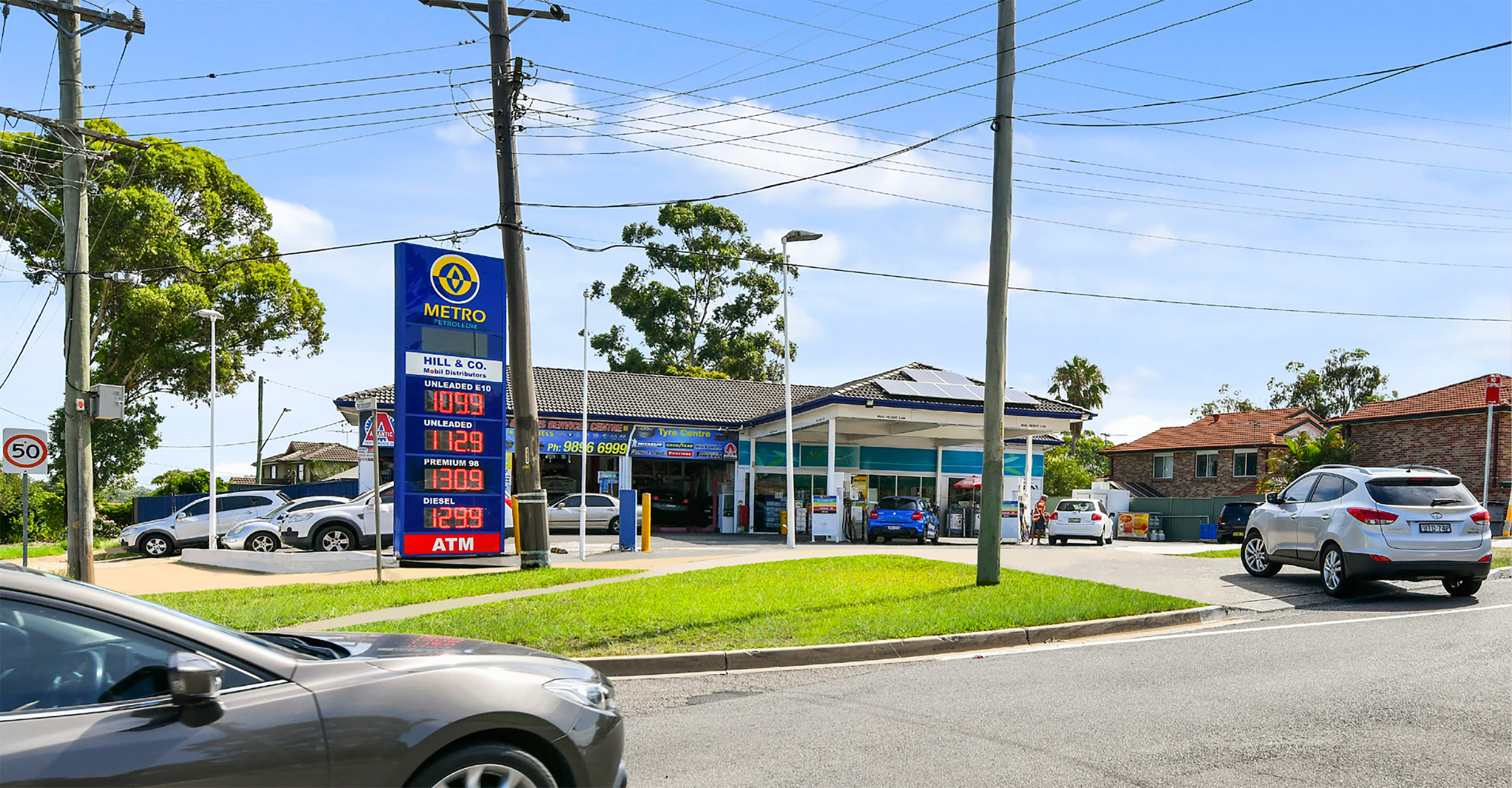 Strong Trading Service Station in Booming Western Sydney