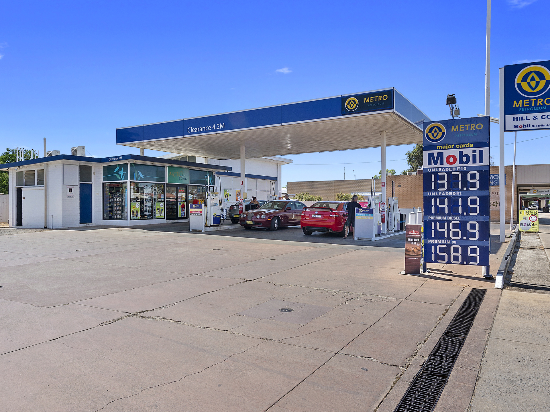 Affordable Freehold Service Station Investment