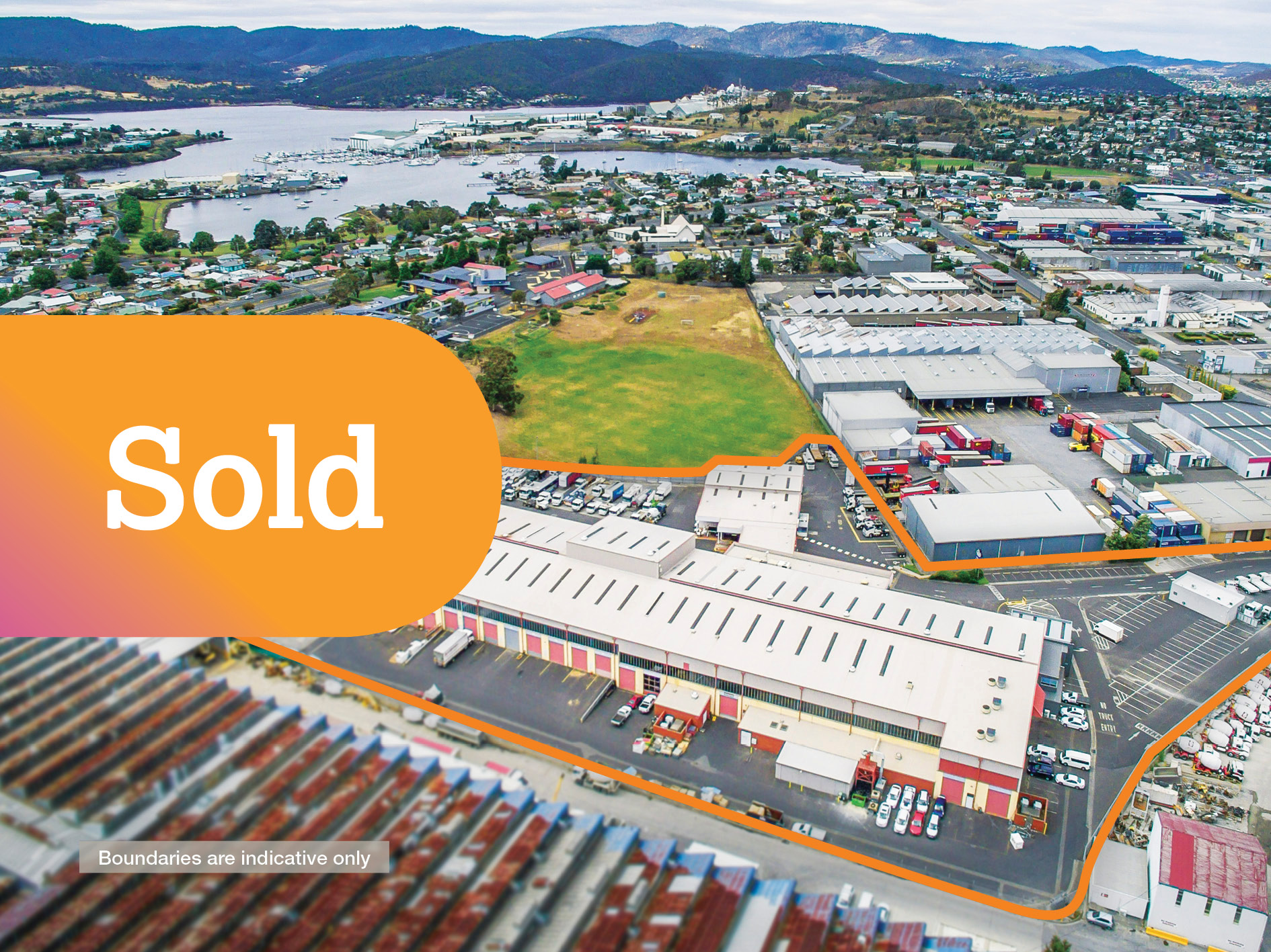 Massive Site – Long Lease to ASX-Listed Tenant