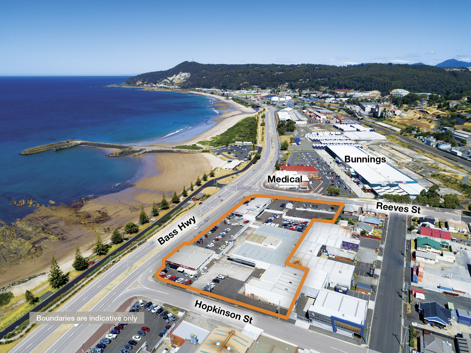The Jewel of Burnie, Long Lease to ASX-Listed Tenant