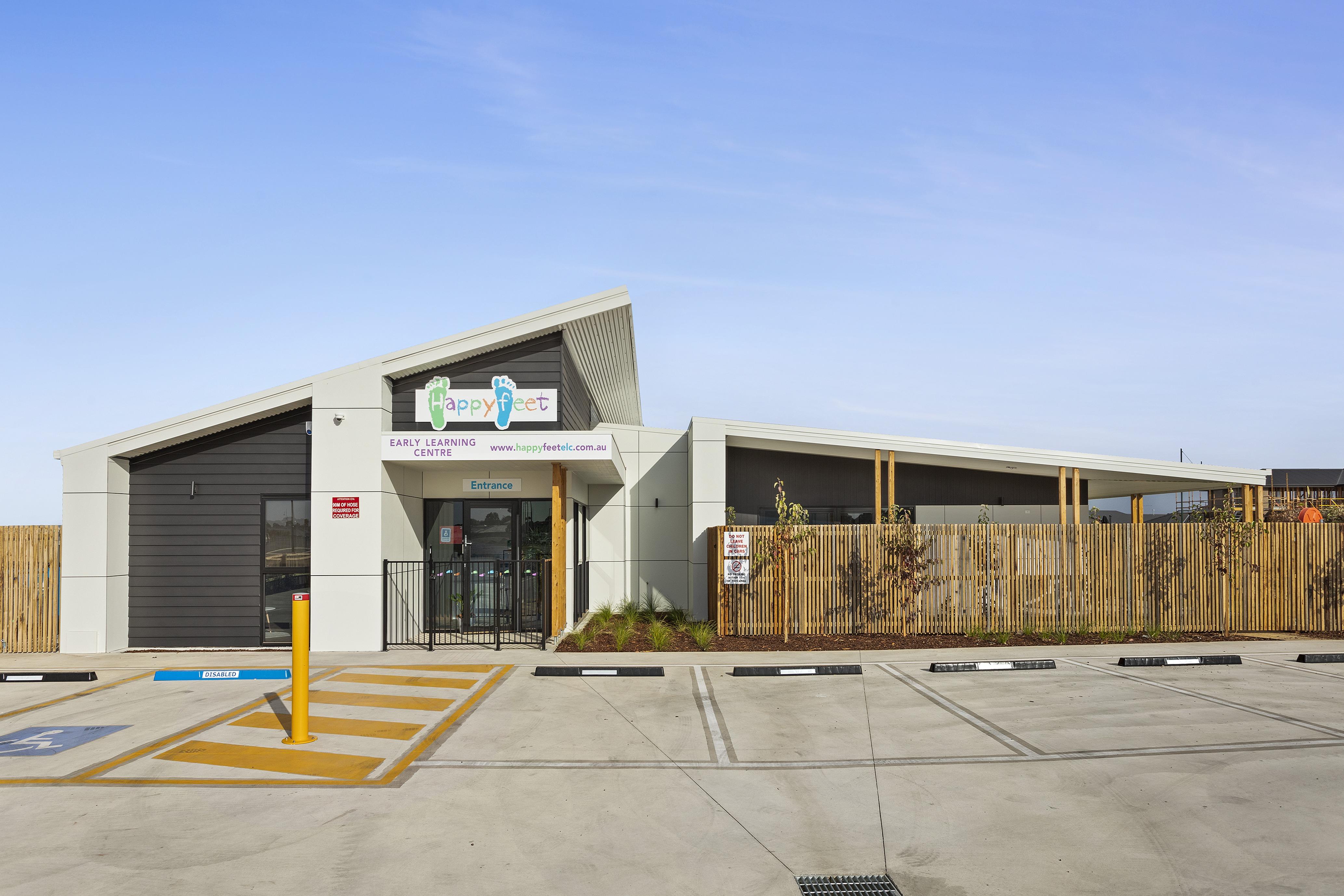 Premium Childcare Facility Opposite Brand New School