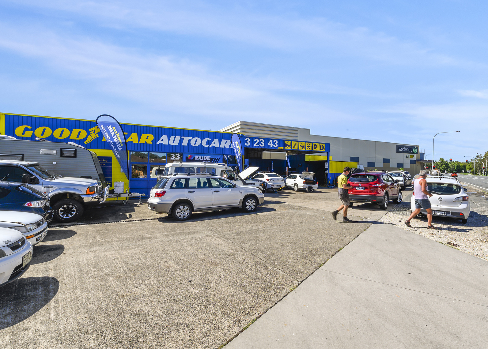 Top Performing Goodyear Autocare – On-Site 60+ Years