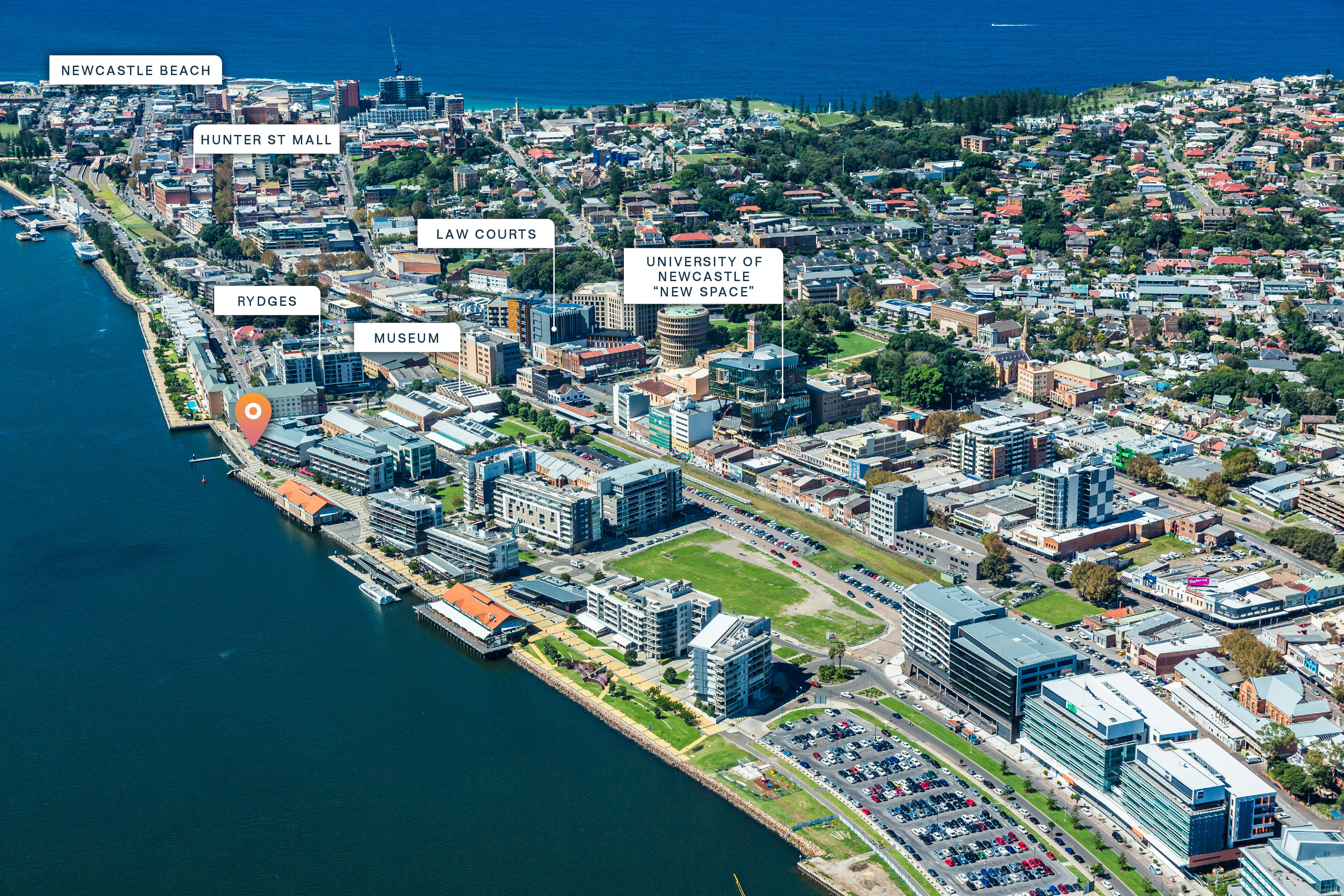 Irreplaceable CBD Waterfront Investment – Circa 7% Net