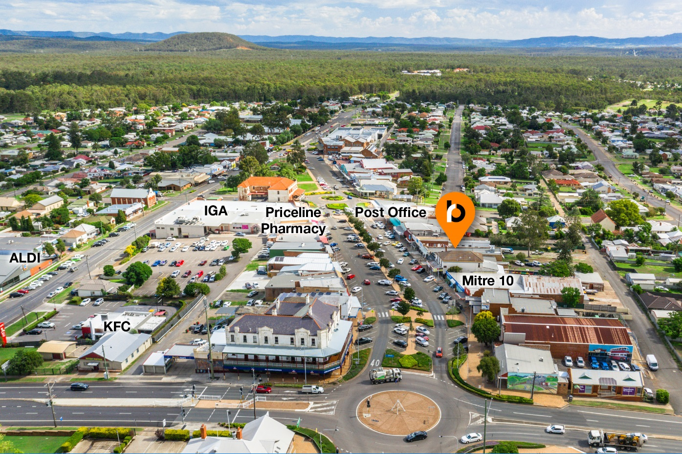 Prominent Freehold in Thriving Hunter Valley Region