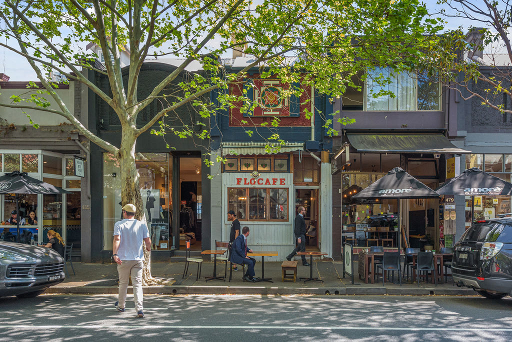 Rare Freehold Opportunity on Sydney's Leading Eat Street