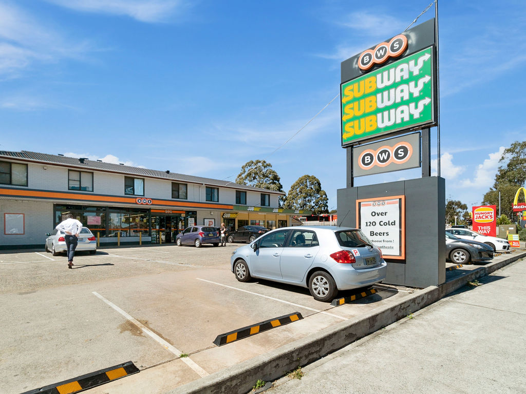 Trophy Sydney Investment Leased to BWS & Subway
