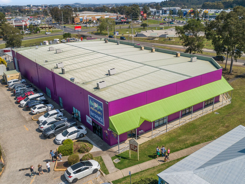 Booming Sth West Sydney Investment High Profile Tenant