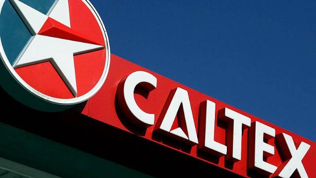 High Profile Highway Caltex Service Station