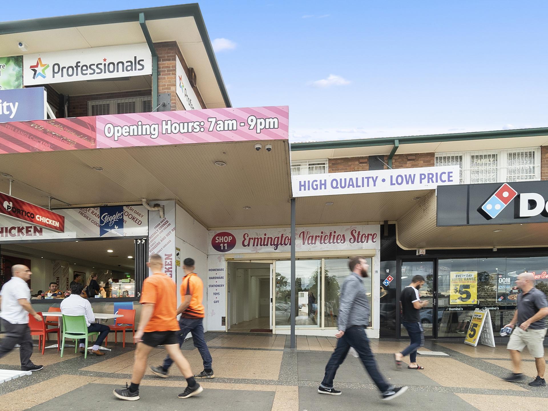 Rare Vacant Shop in Vibrant Shopping Centre