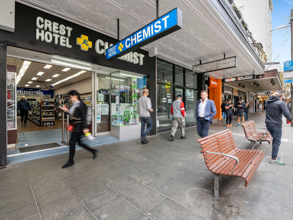 Well Appointed Potts Point Retail