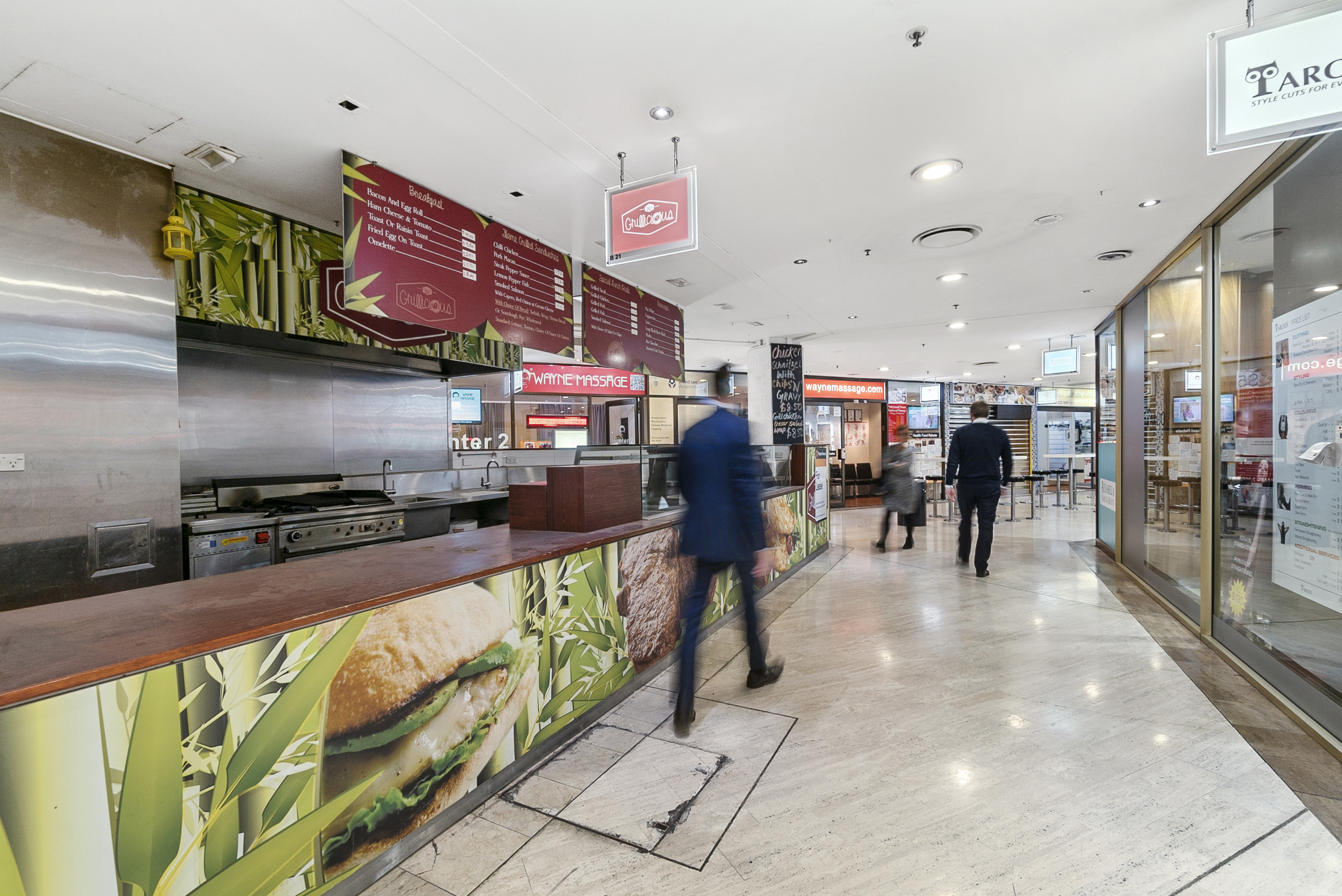 Rare Hunter Connection Sydney CBD – Retail/Food Property