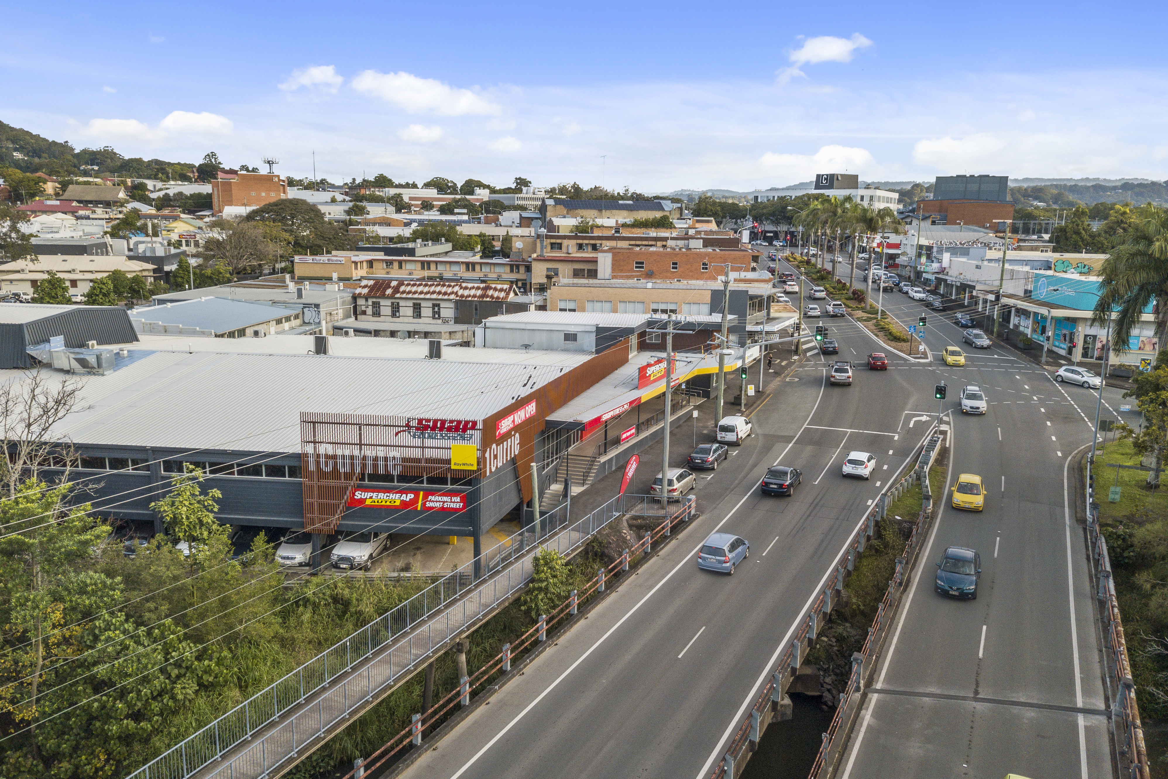 Premium Freehold Investment Three National Branded Tenants