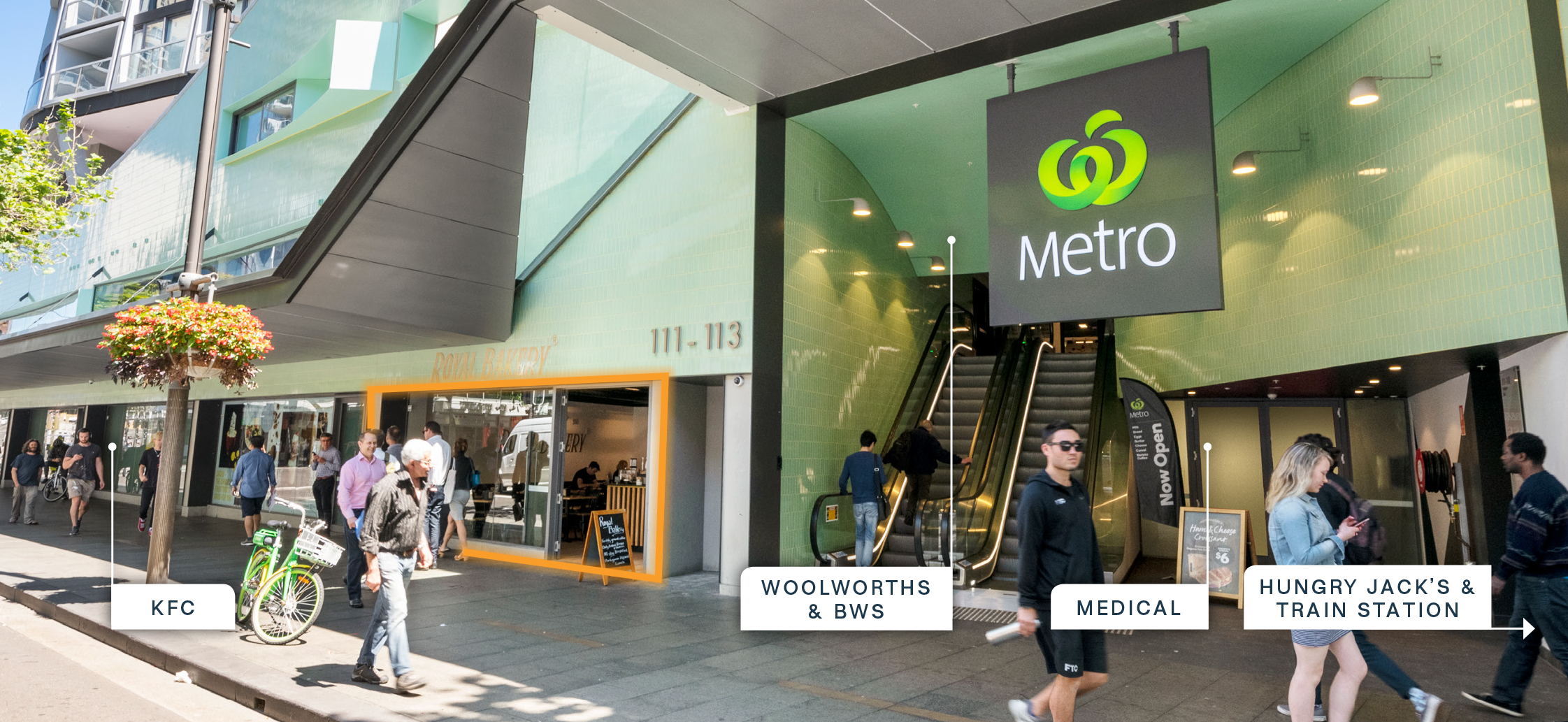 Iconic Potts Point Retail Investment – New Lease