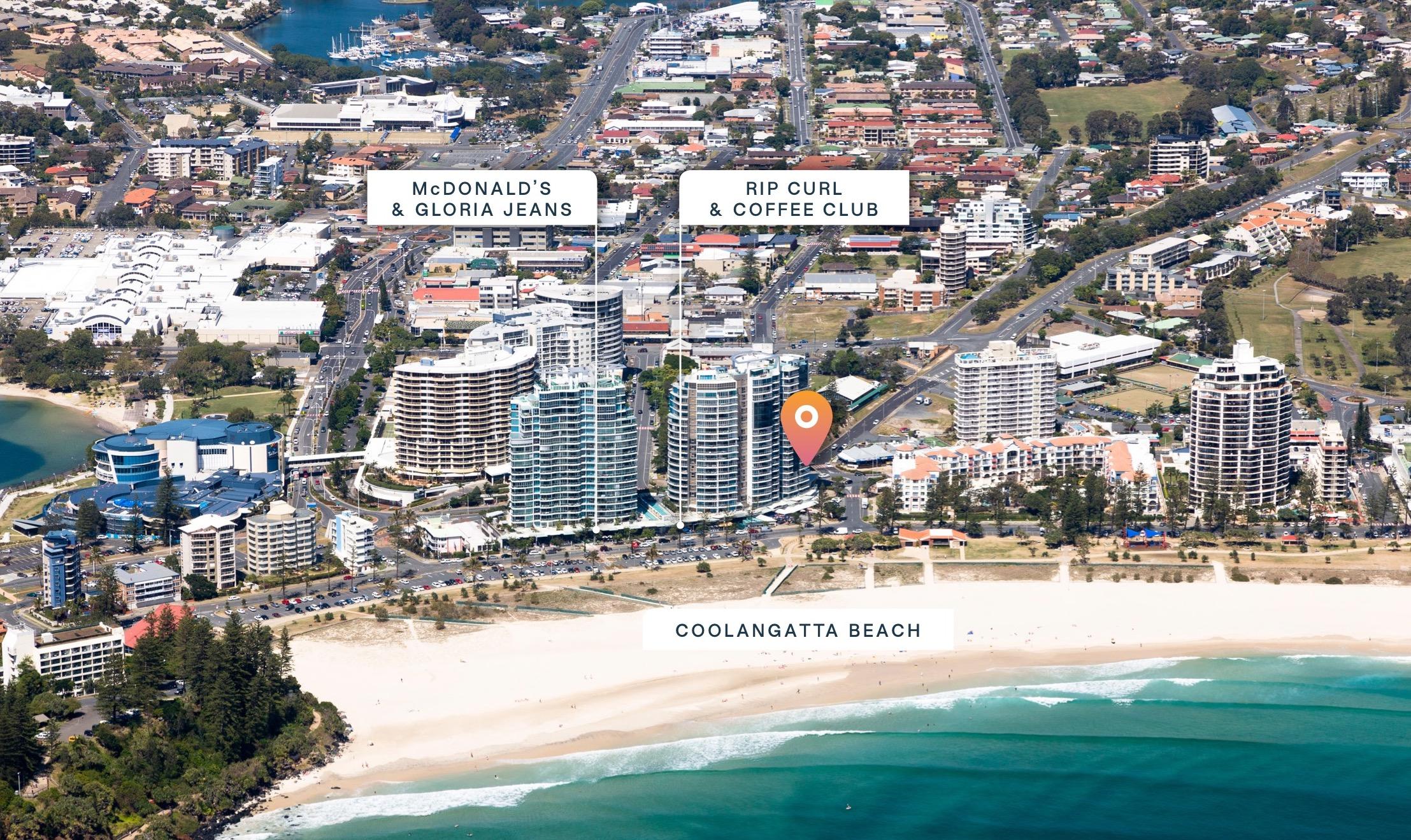 Gold Coast Beachside BWS Investment