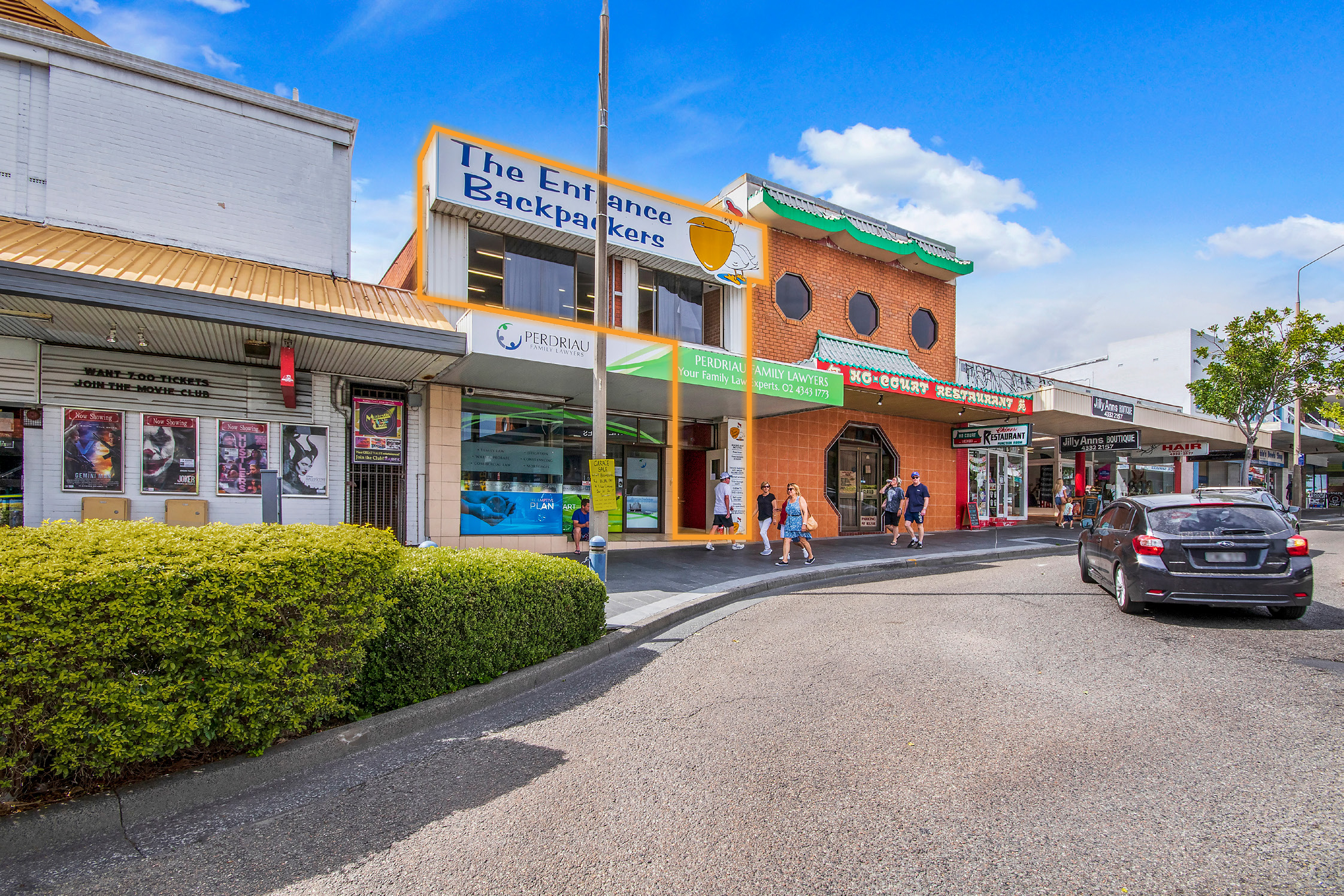 Fully Leased Investment – 5 year lease + option to 2029