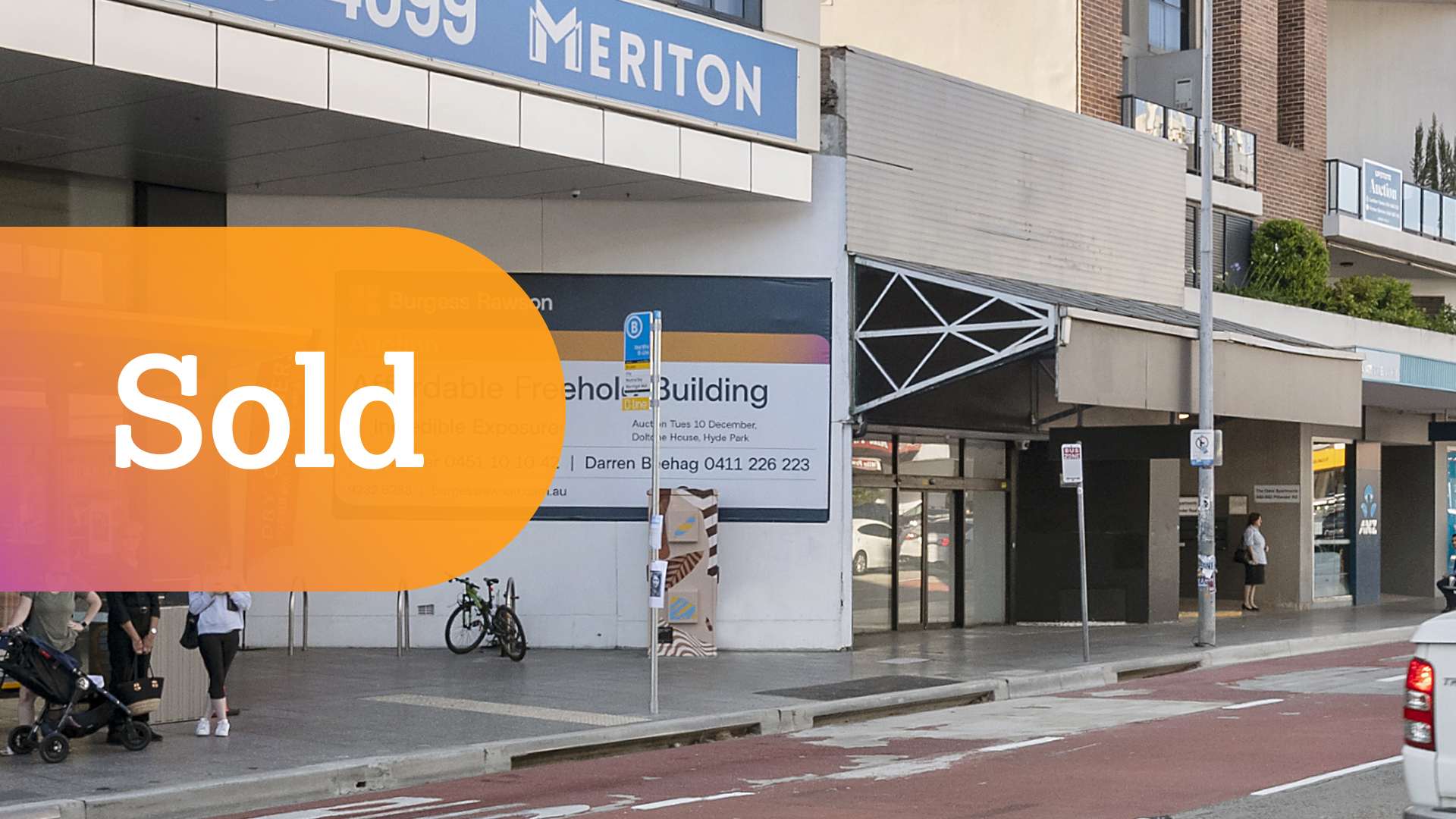 Popular Beachside Sydney Suburb – Affordable Freehold Building